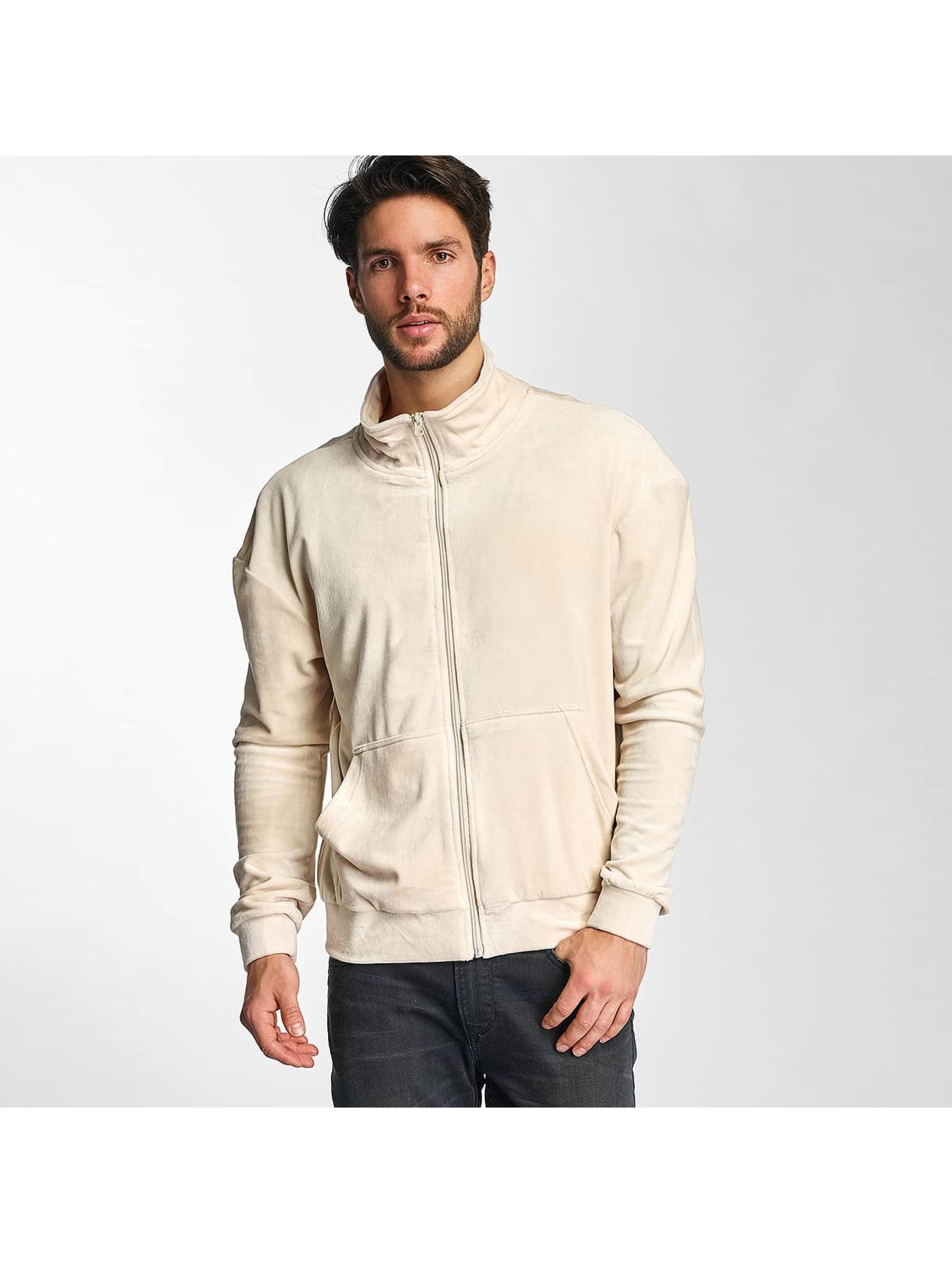 Urban Classics Lightweight Jacket Velvet beige