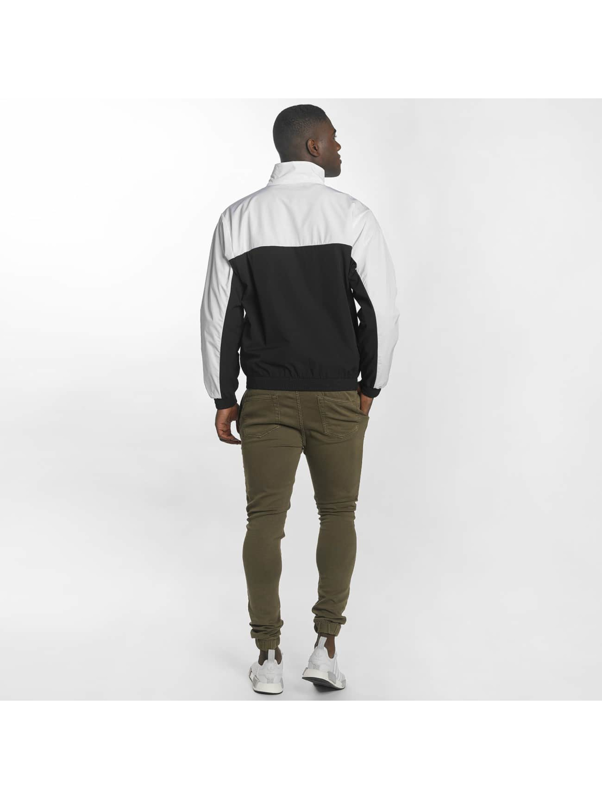 Urban Classics Lightweight Jacket Retro Track black