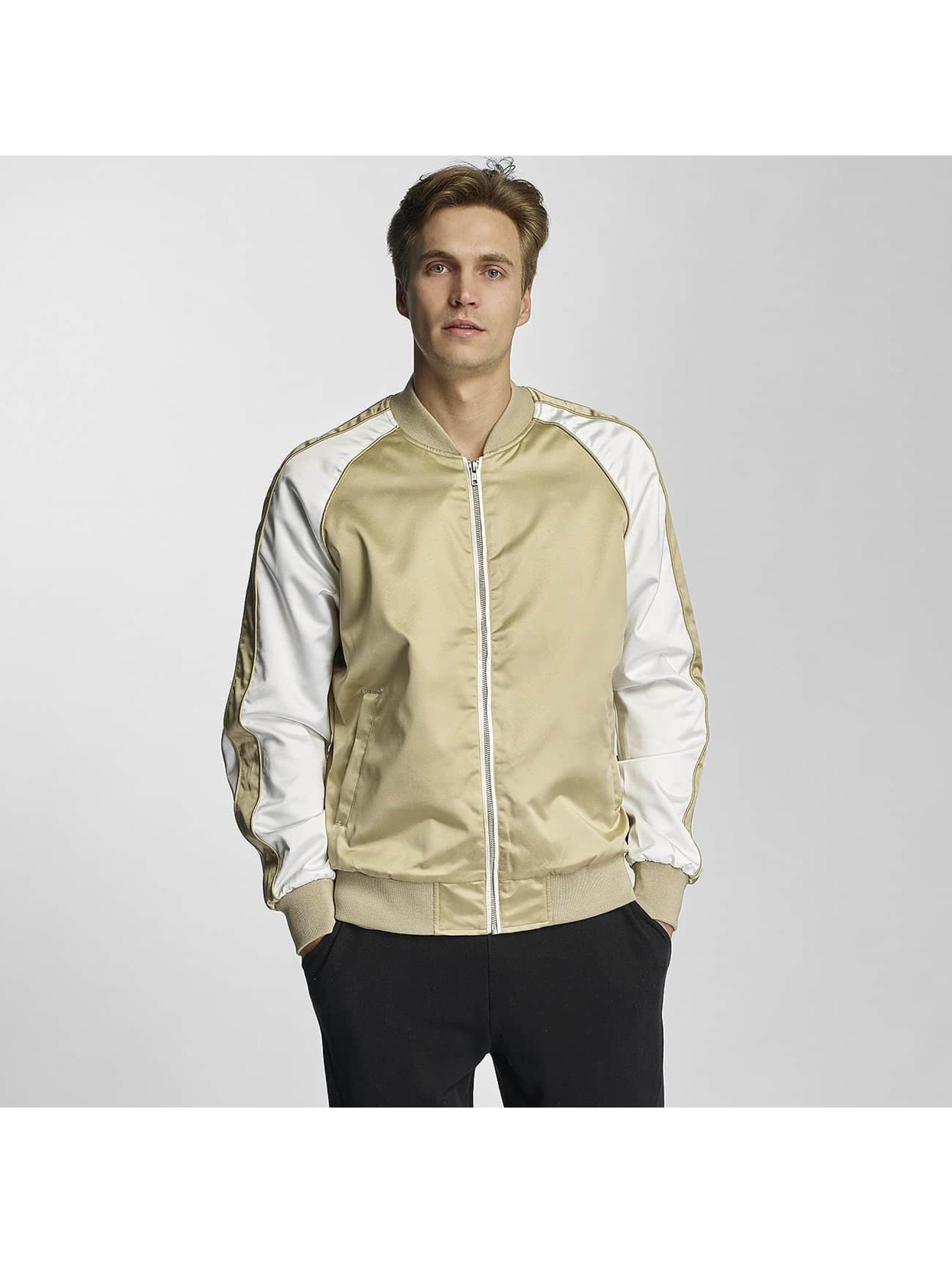 Urban Classics Lightweight Jacket Souvenier gold colored