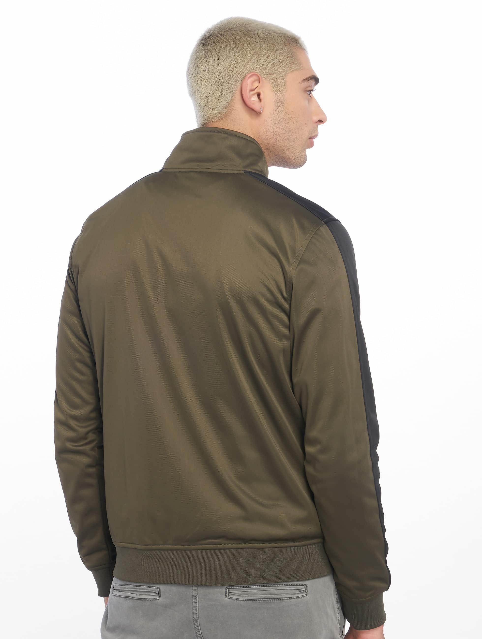 Urban Classics Lightweight Jacket Track olive