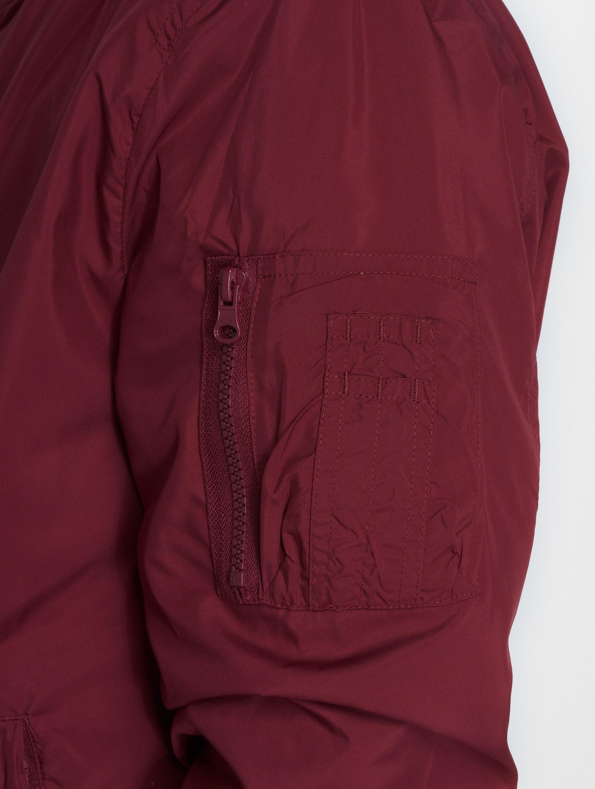 Urban Classics Lightweight Jacket Light Bomber red