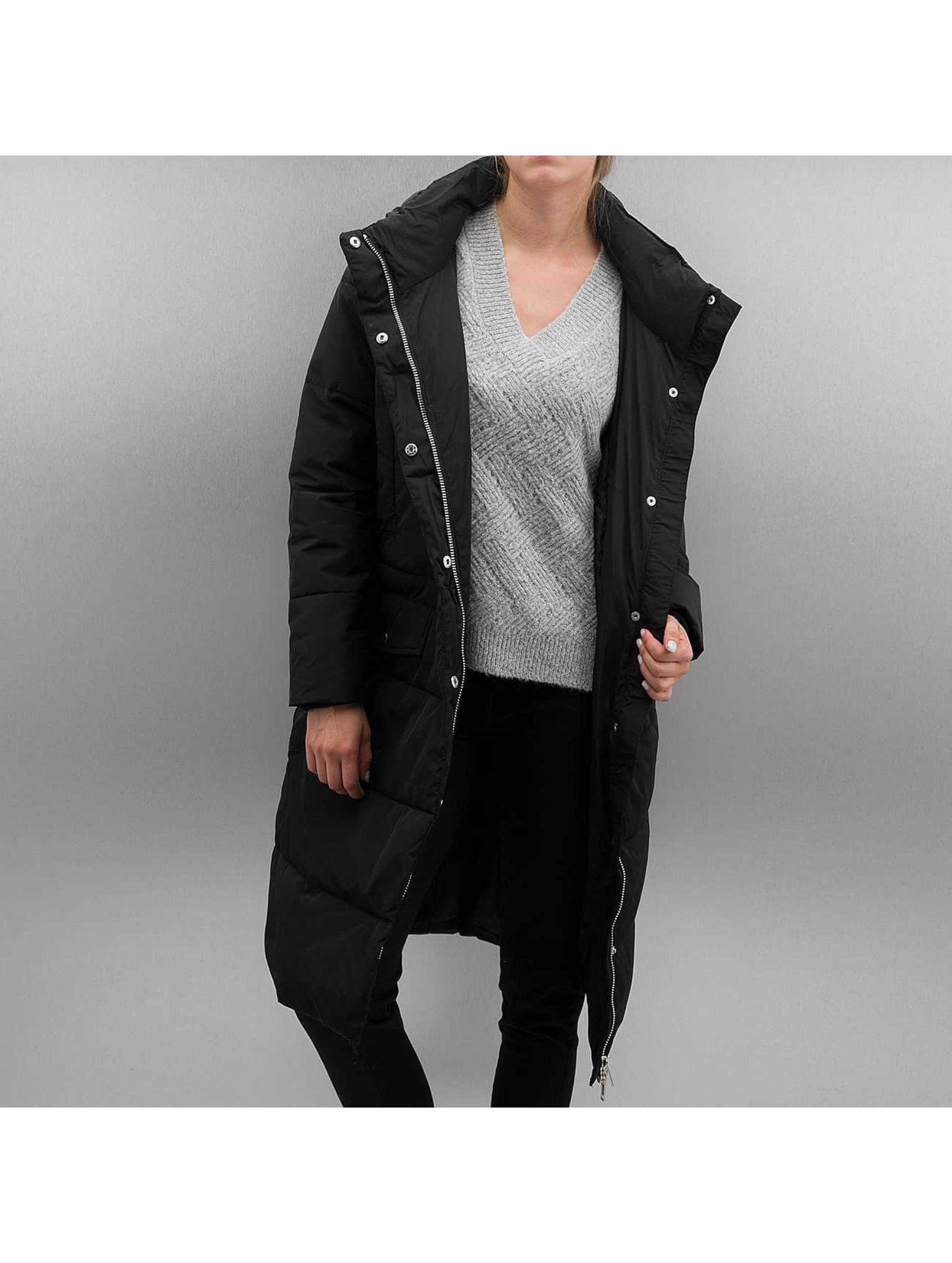 Urban Classics Mantel Ladies Bubble schwarz