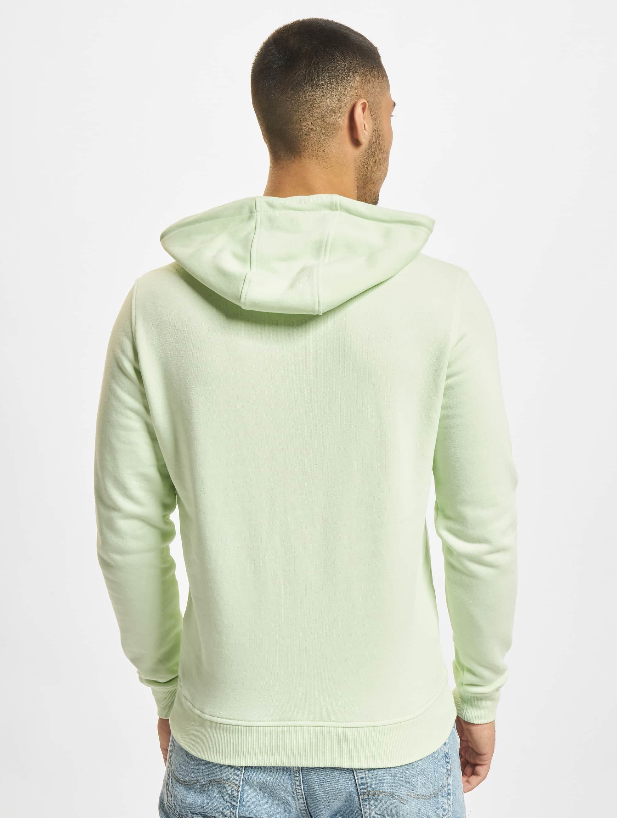 Urban Classics Mikiny Basic zelená