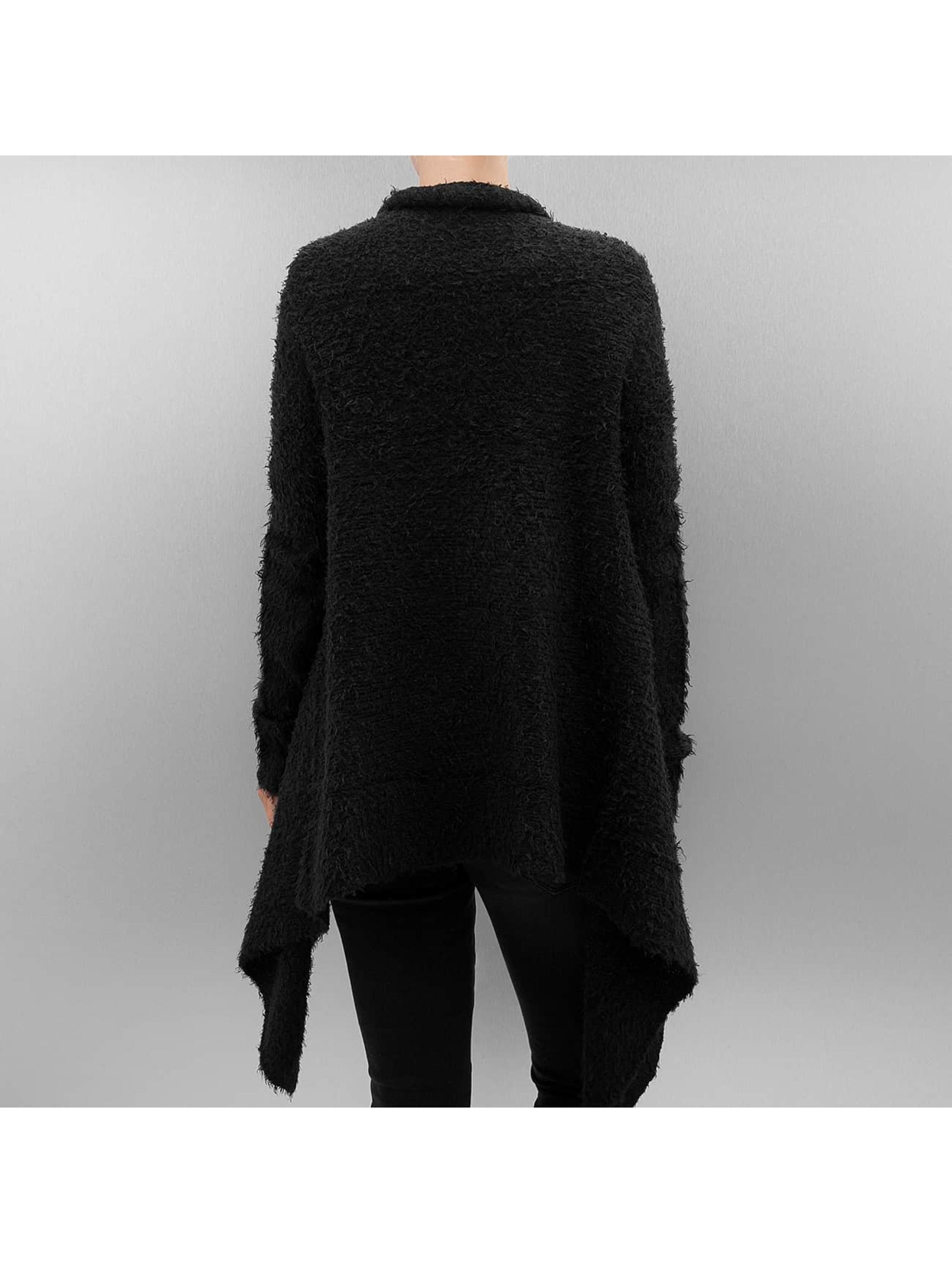 Urban Classics Neuleet Ladies Knit Feather musta