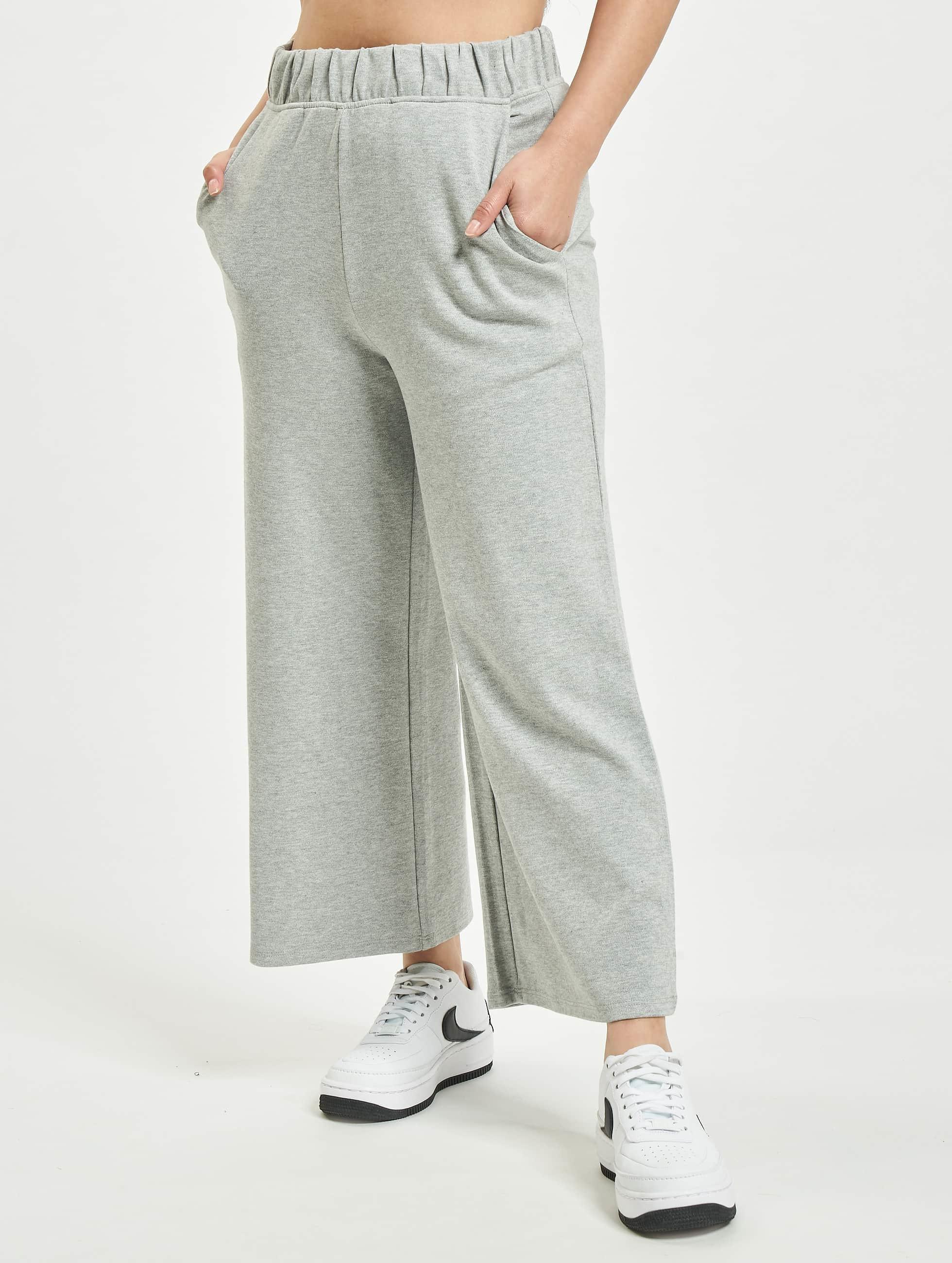 Pantalon professionnel femme en Chino Würth MODYF gris · Urban Classics Pantalon  chino Culotte gris 47ea5782dbc6