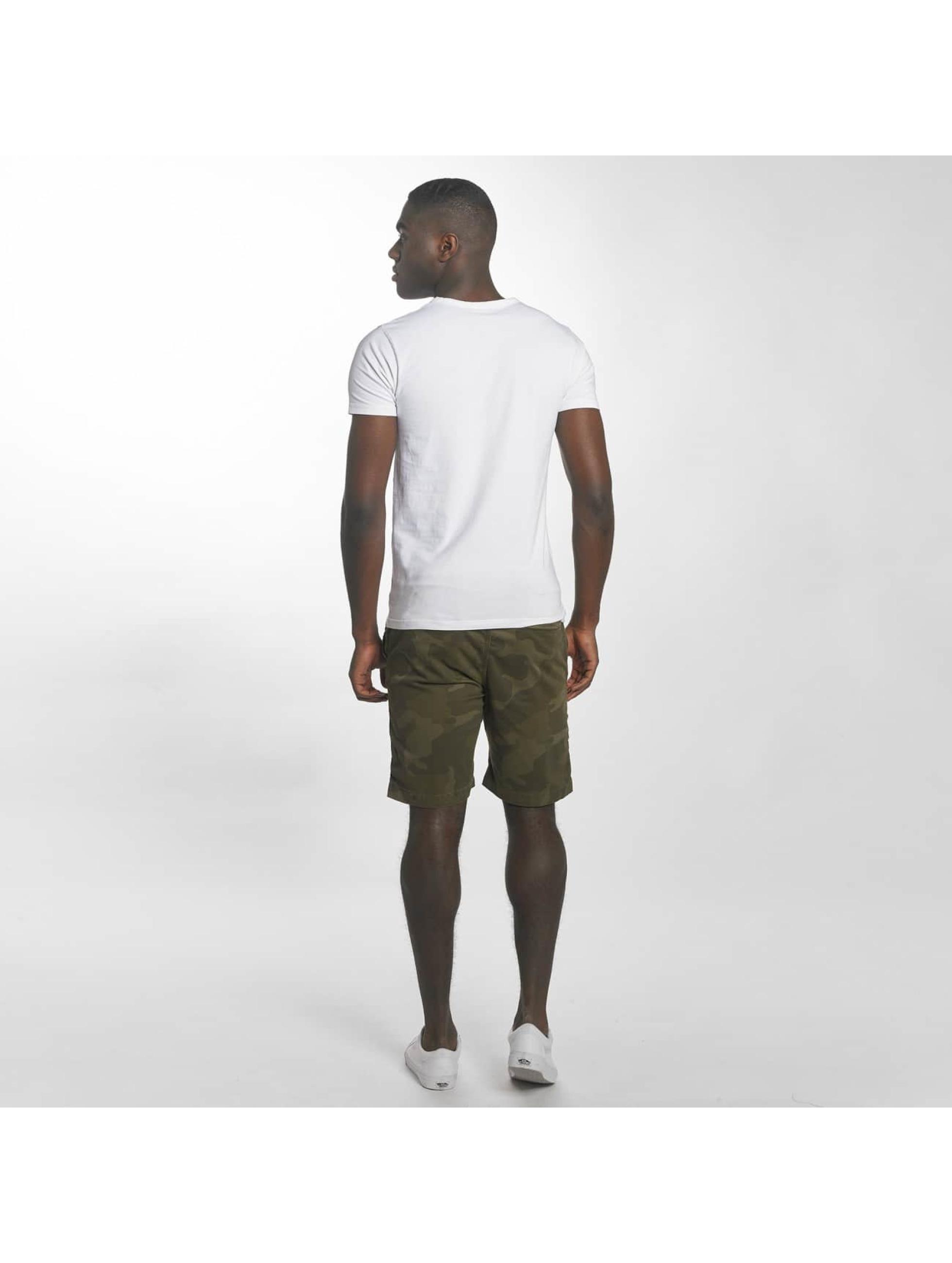 Urban Classics Pantalón cortos Camo Jogger camuflaje