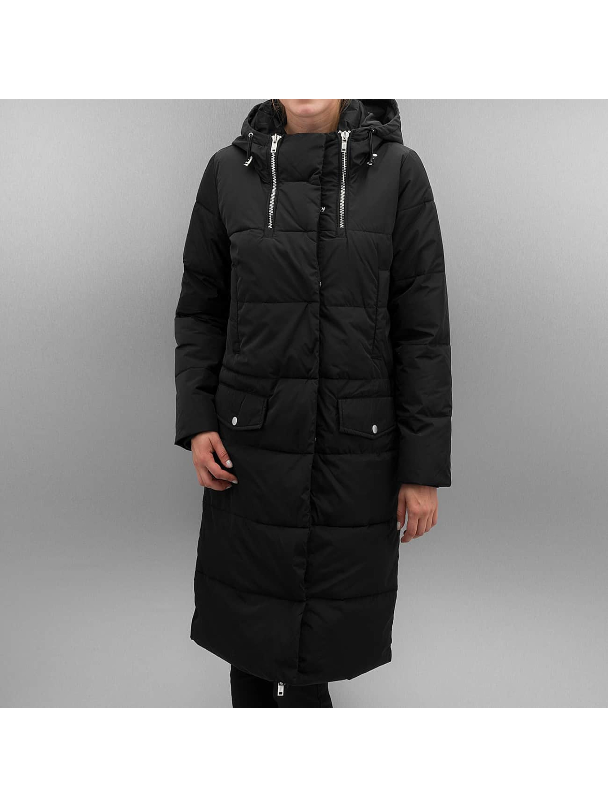 Urban Classics Parka Ladies Bubble zwart