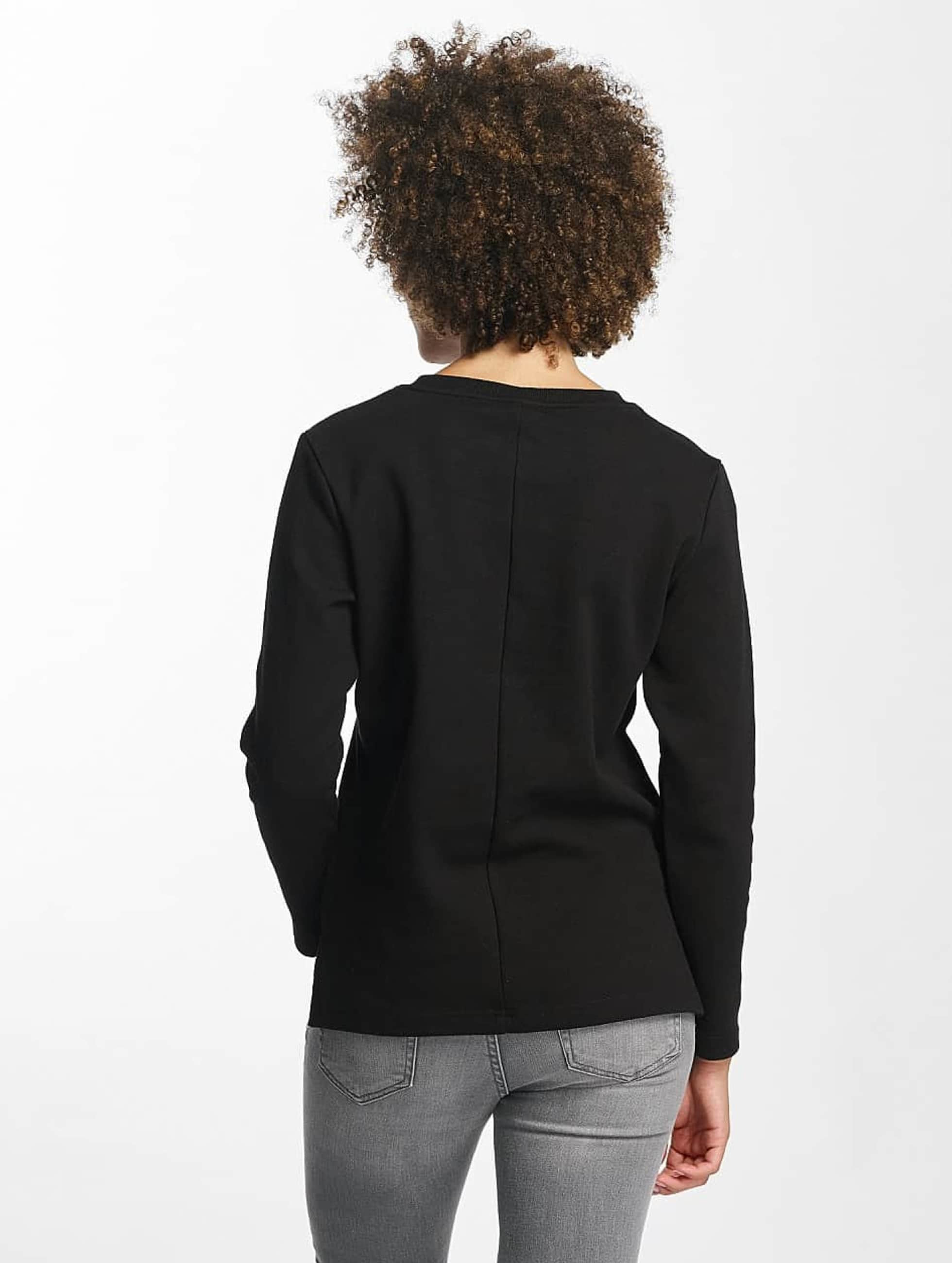 Urban Classics Pullover Athletic Interlock black