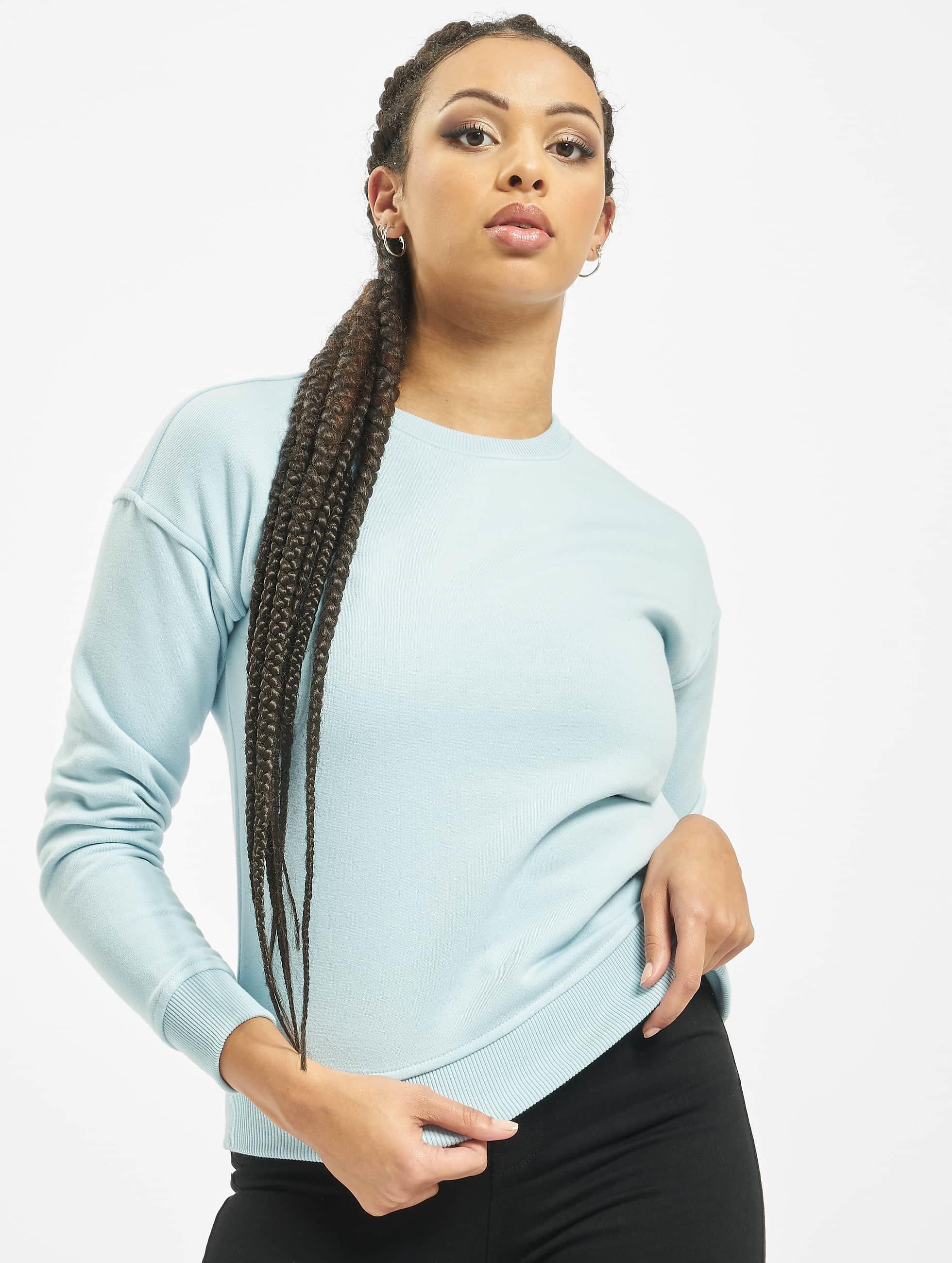 Urban Classics Pullover Hanny blau