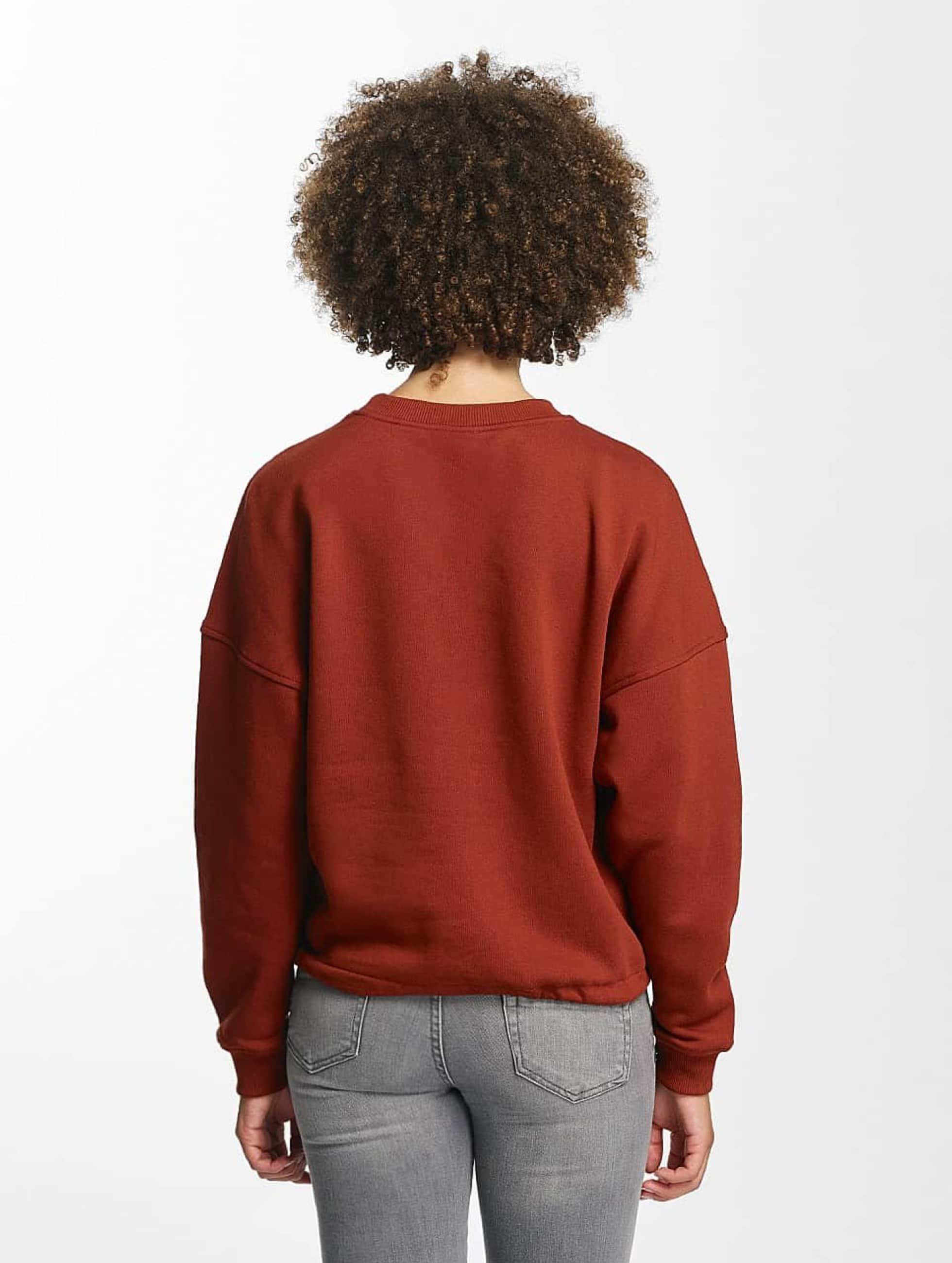 Urban Classics Pullover Pull braun