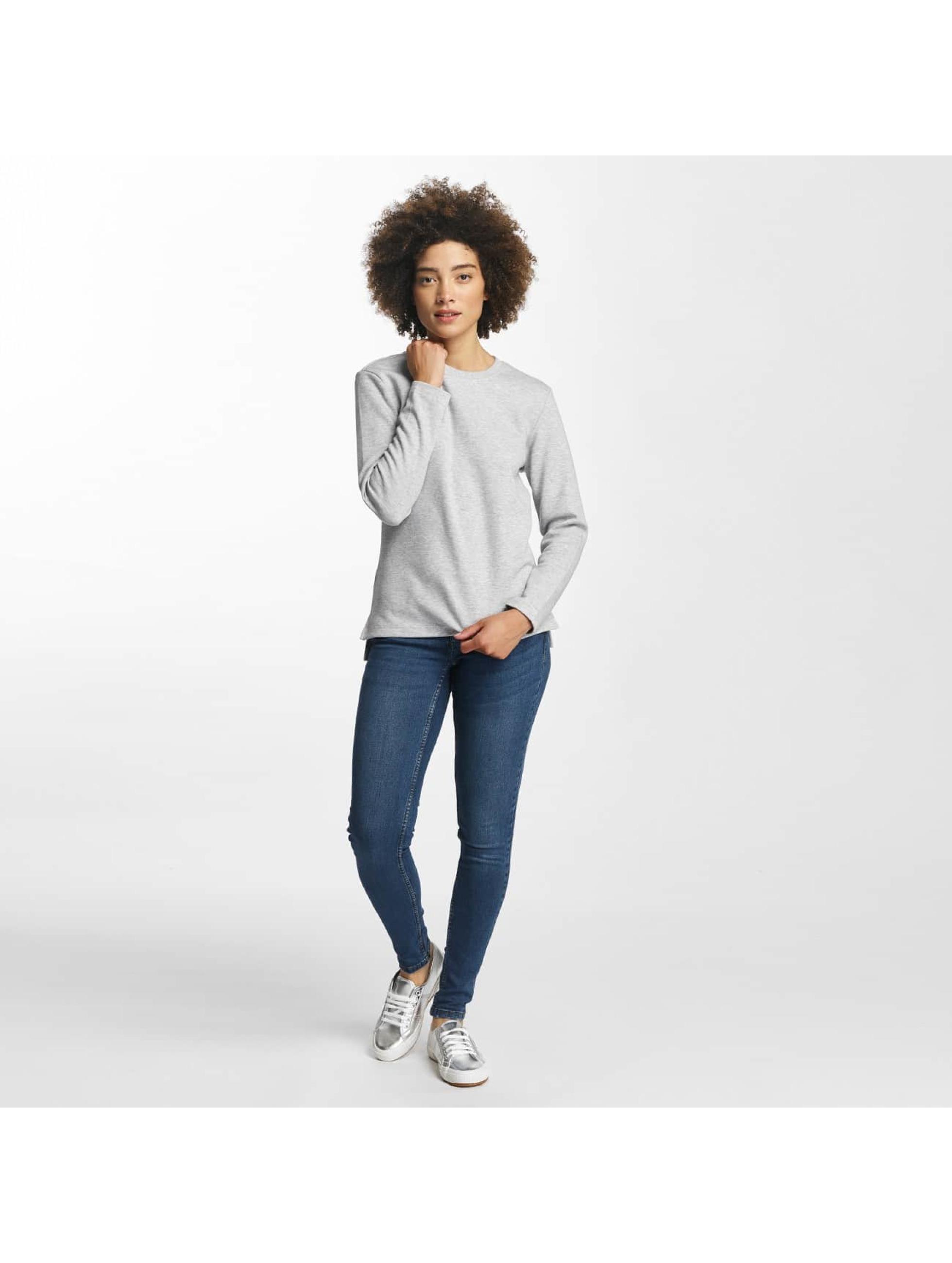 Urban Classics Pullover Athletic Interlock gray