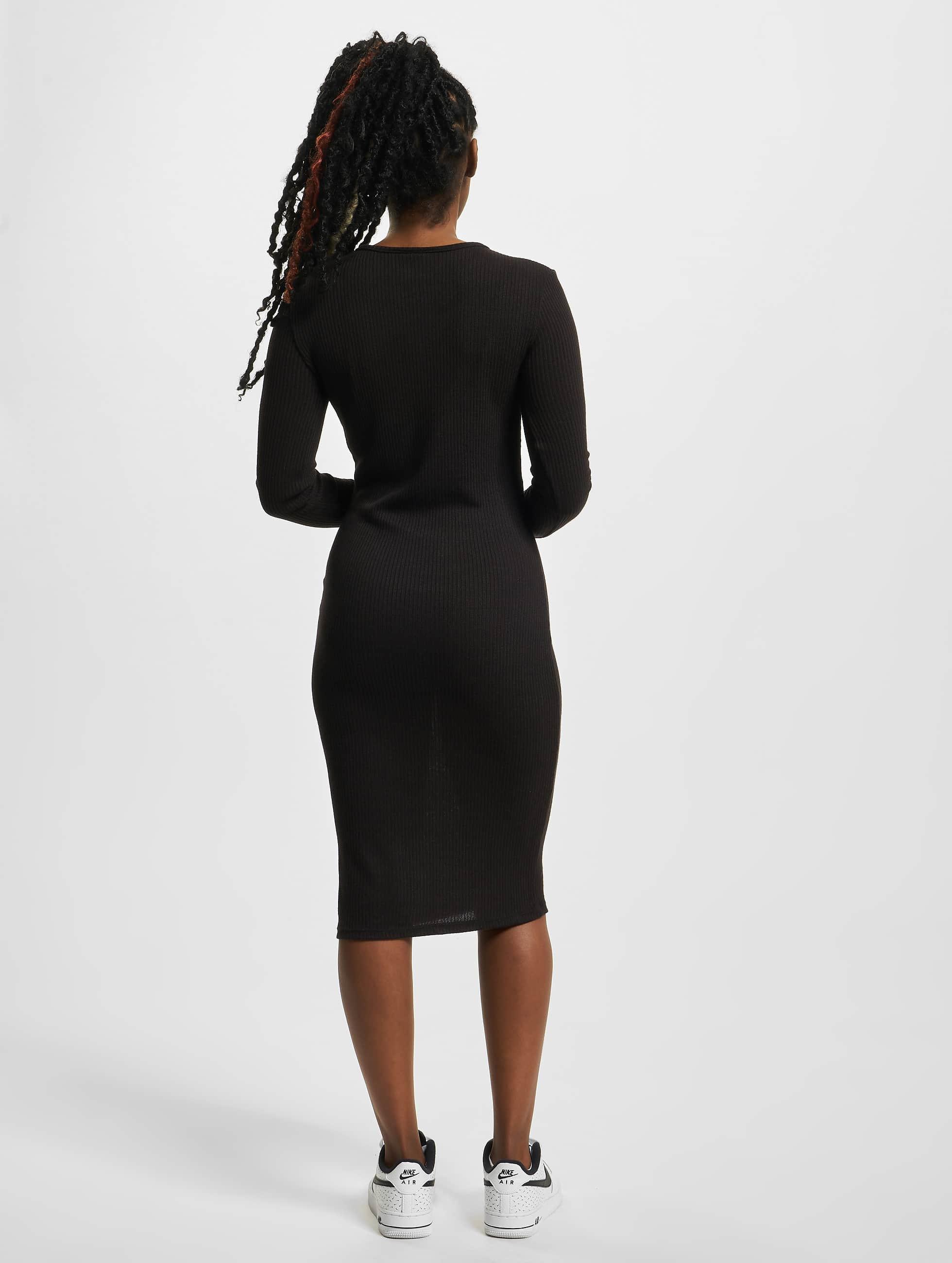 Urban Classics Robe Rib noir