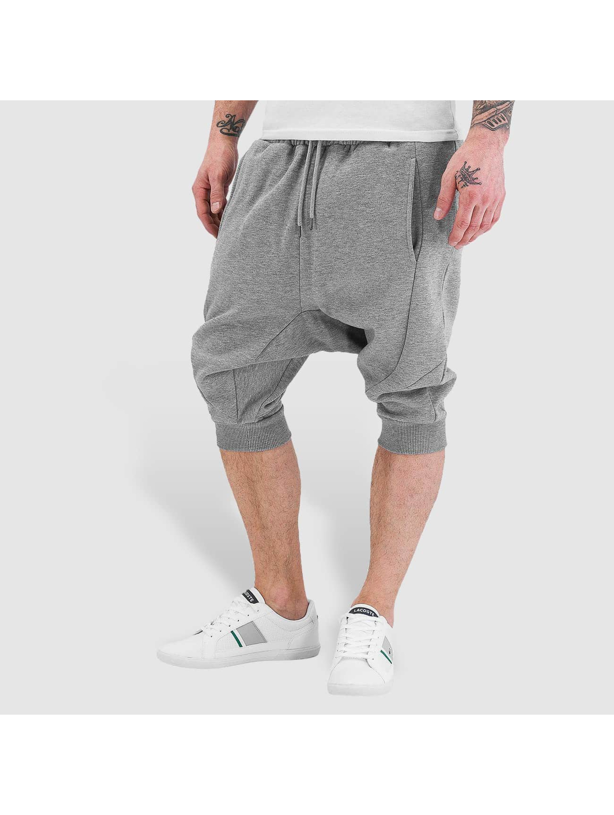 Urban Classics Shorts Deep Crotch Undefined grau