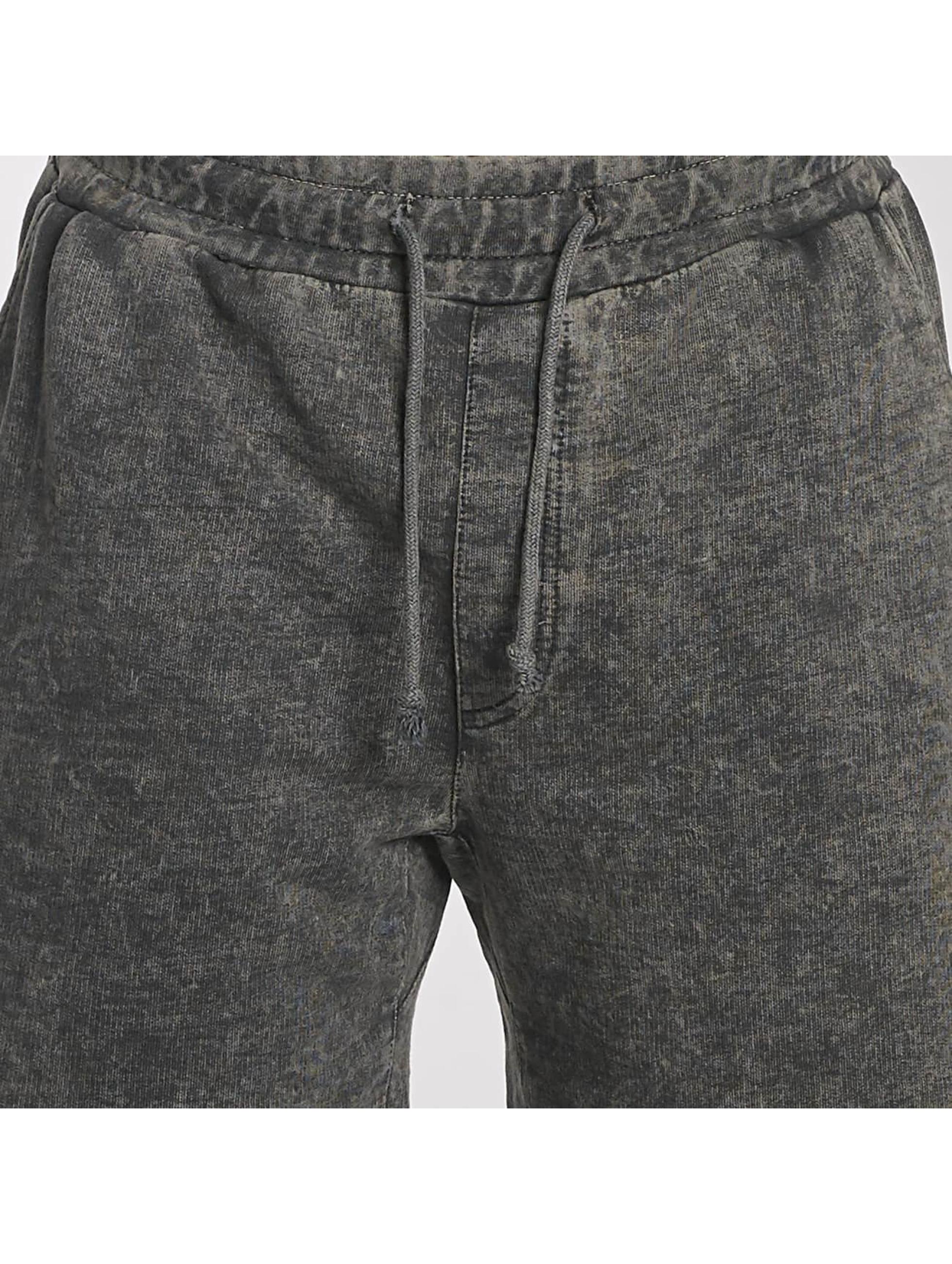 Urban Classics Shorts Vintage Terry grau