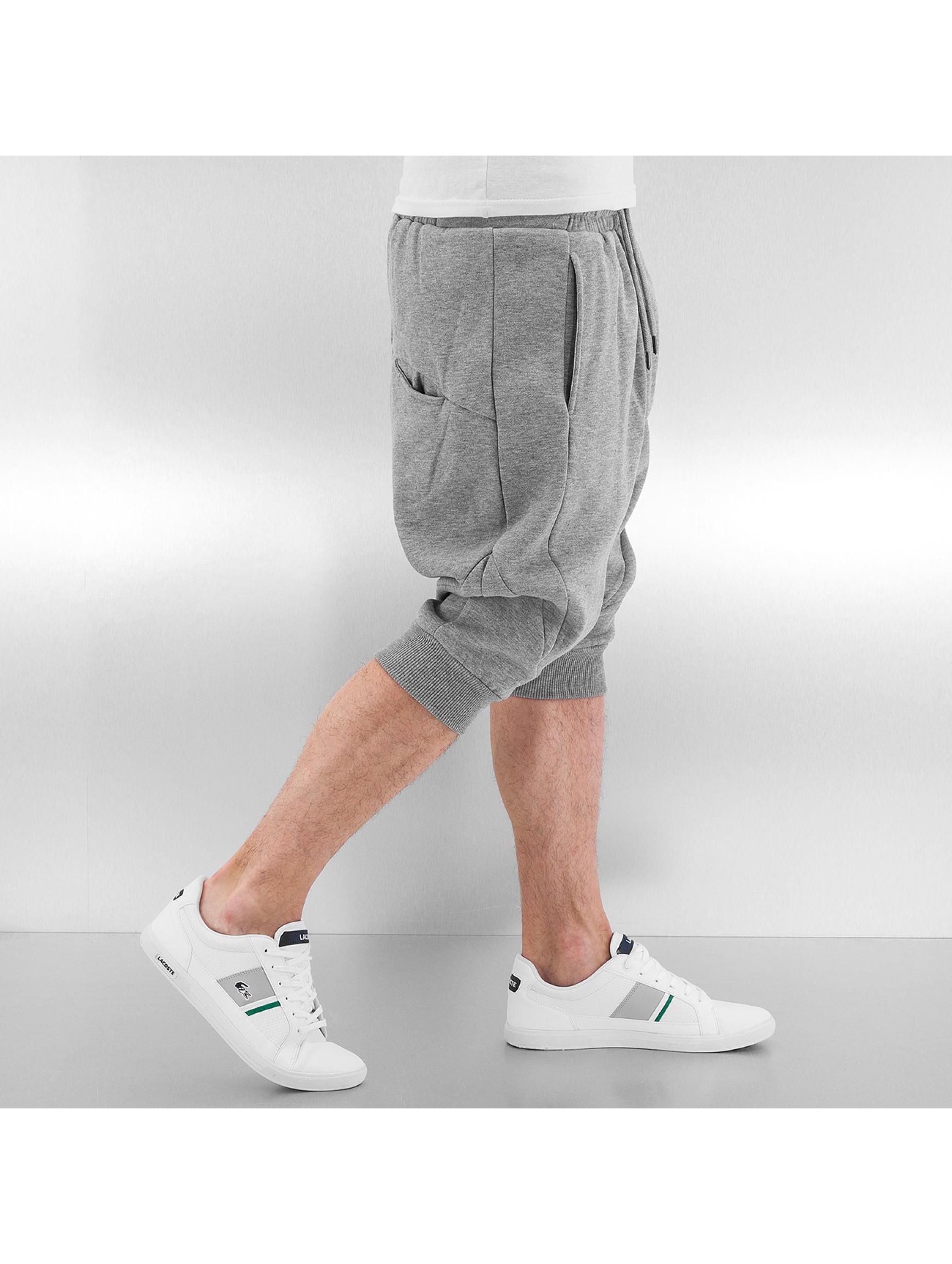 Urban Classics shorts Deep Crotch Undefined grijs