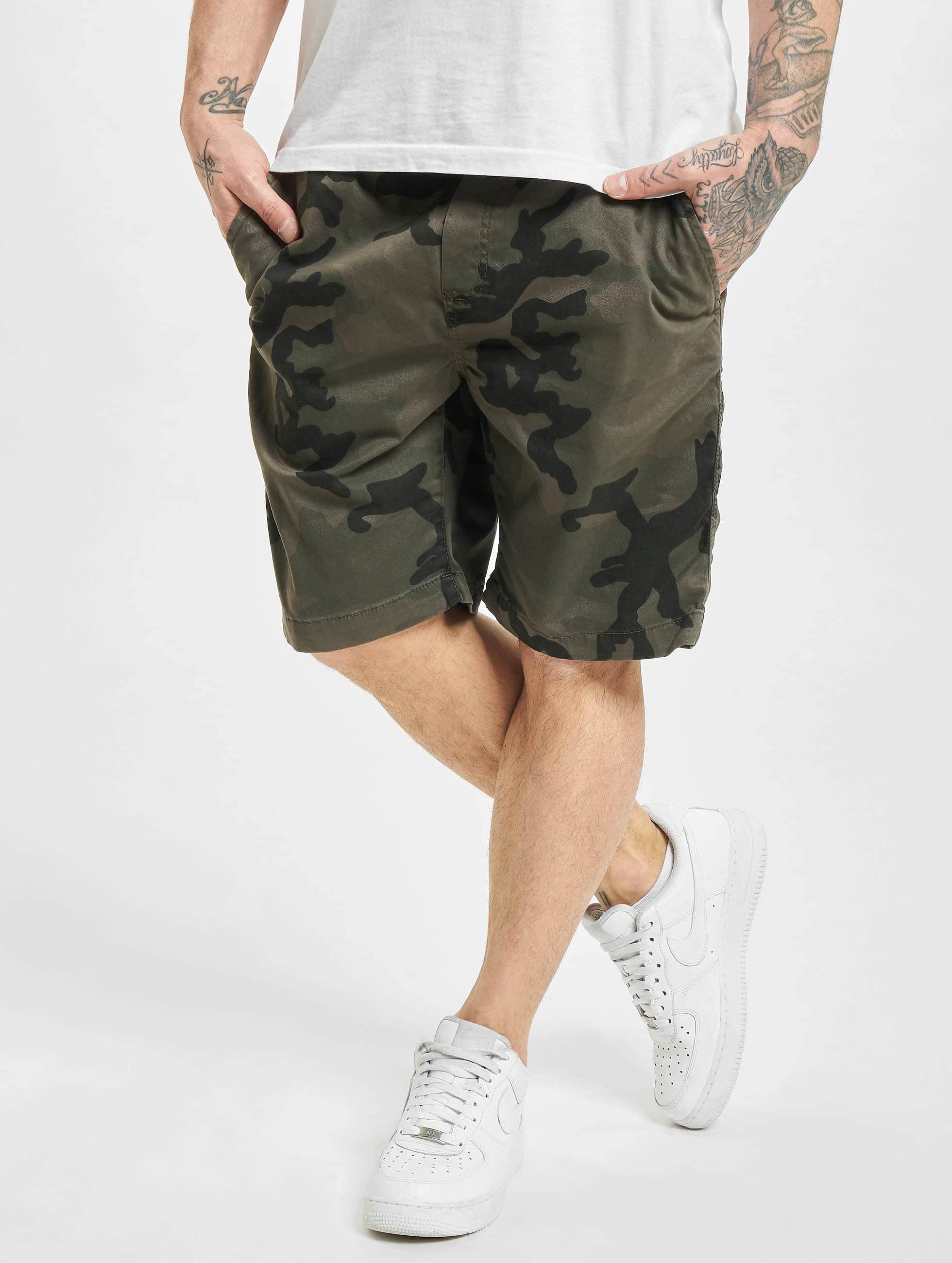 Urban Classics Shorts Camo Jogger kamouflage