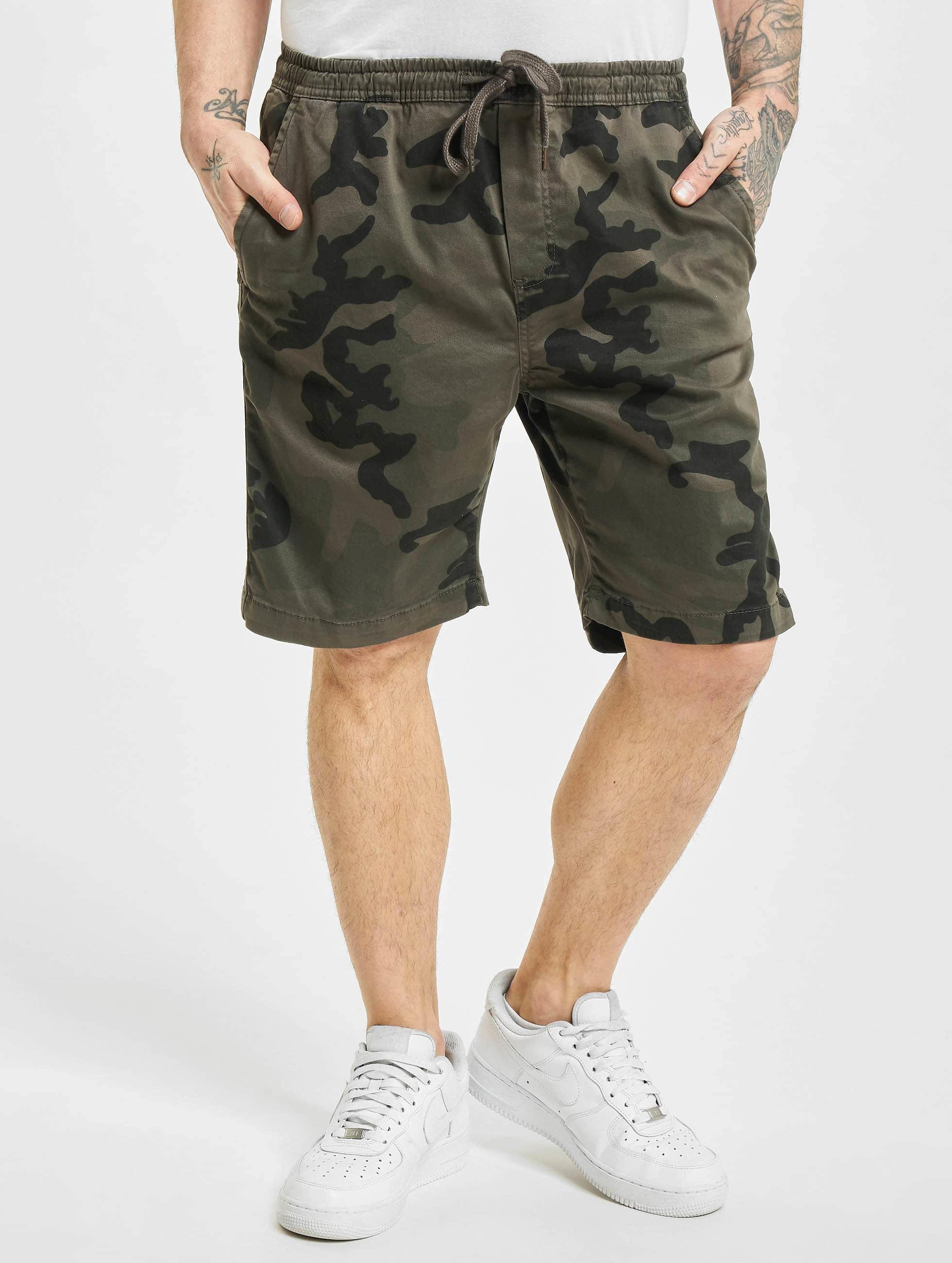 Urban Classics Shorts Camo Jogger mimetico