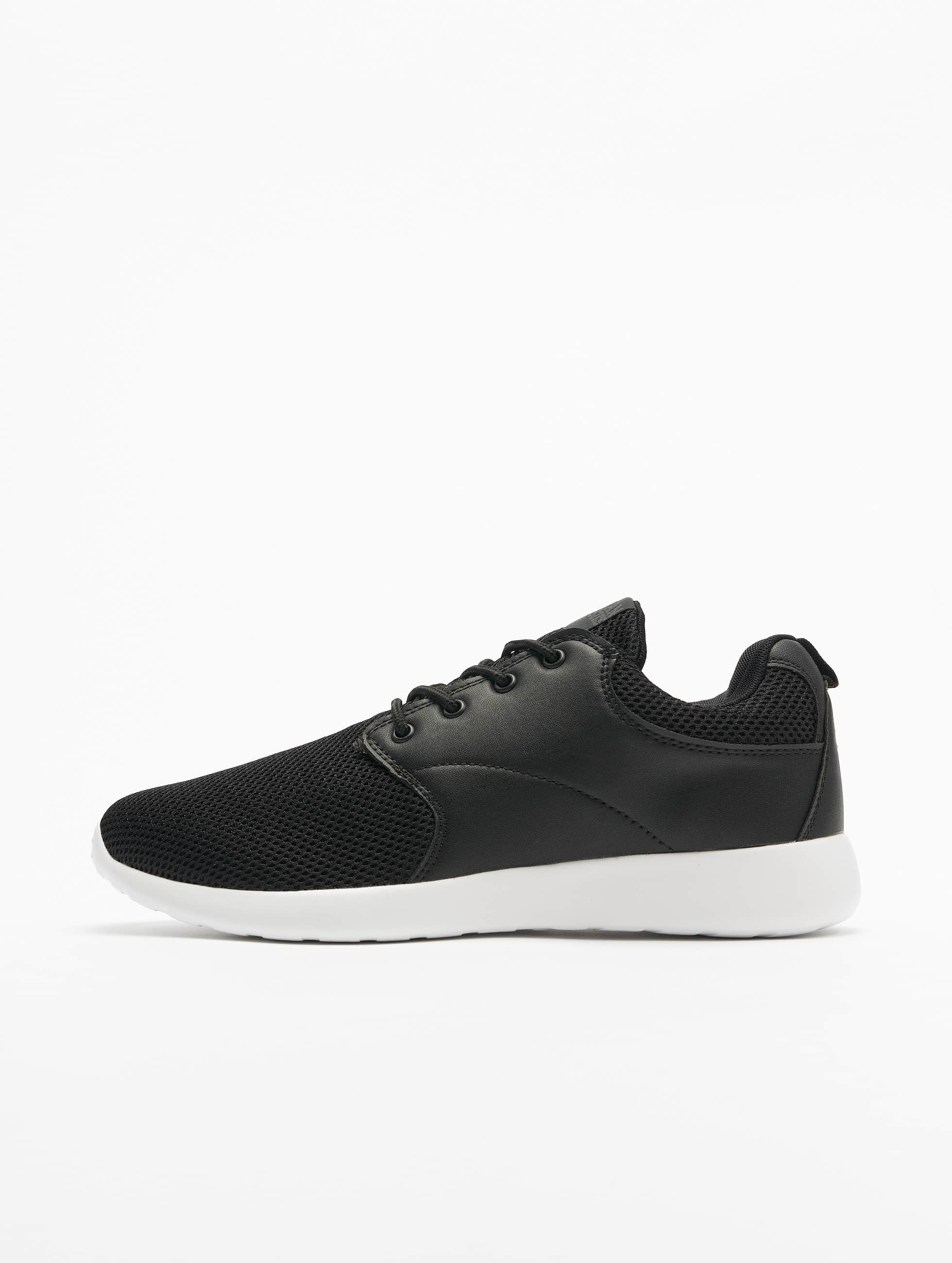 Urban Classics sneaker Light Runner zwart