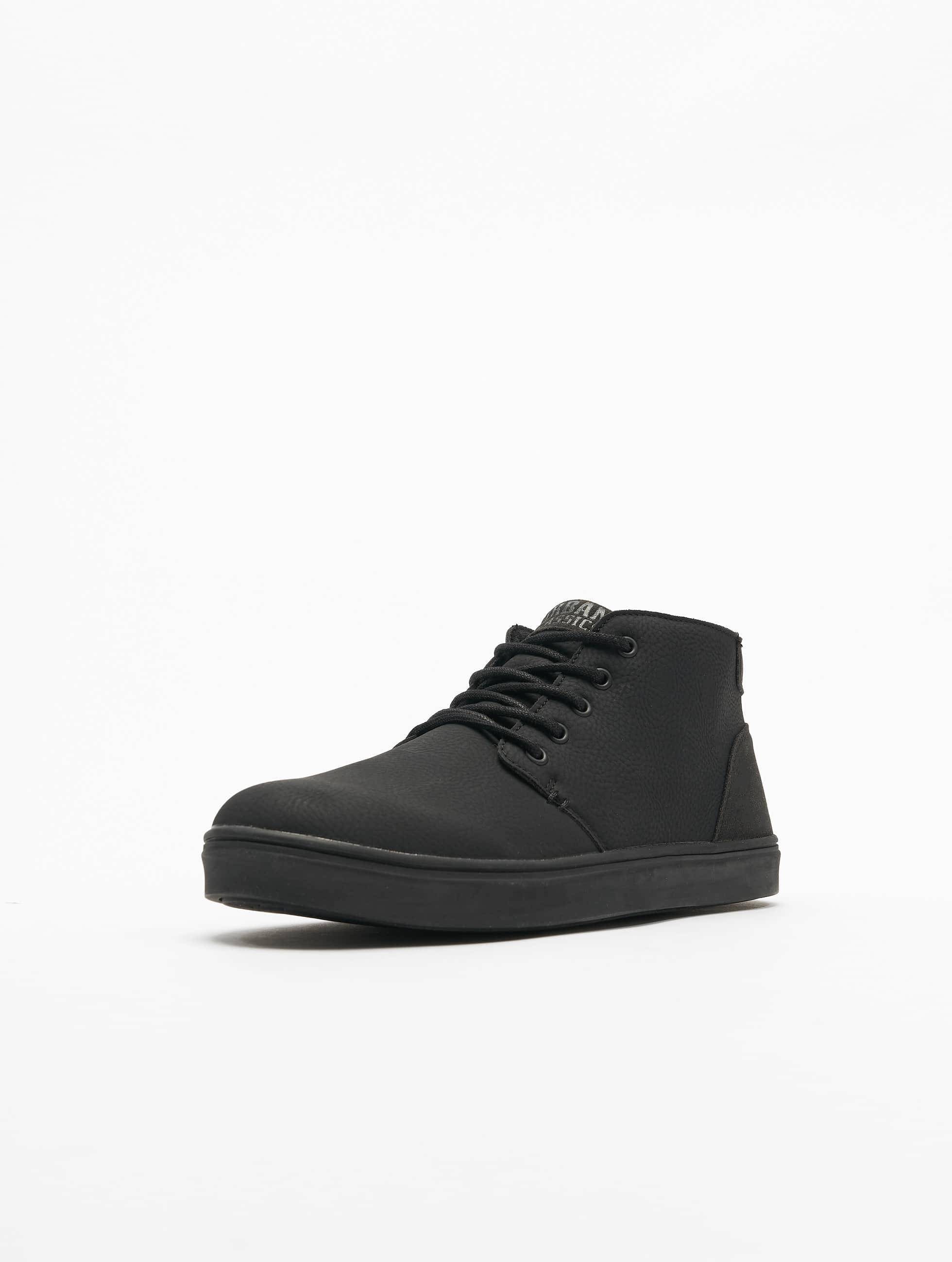 Urban Classics sneaker Hibi Mide zwart