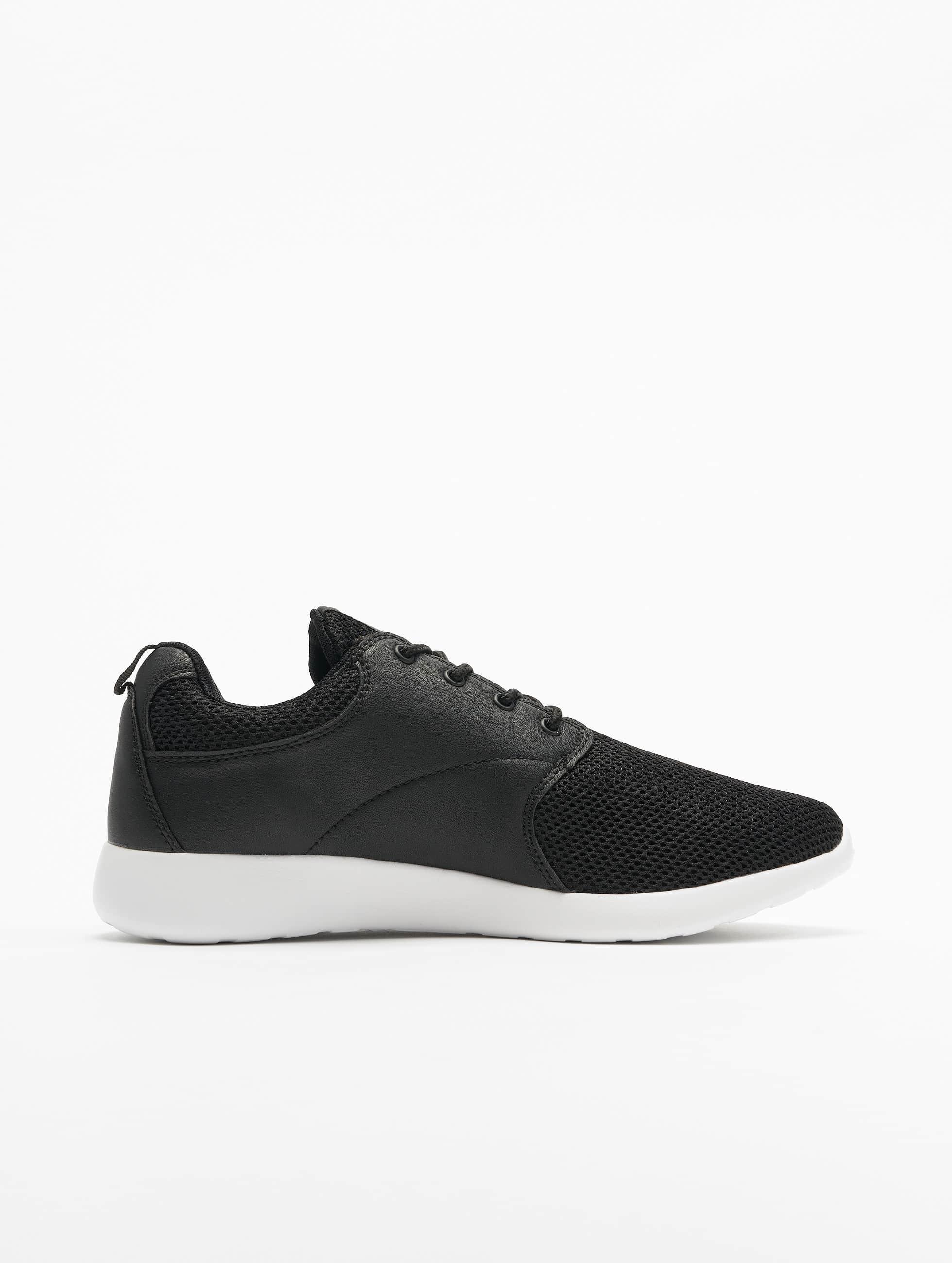 Urban Classics Sneakers Light Runner czarny