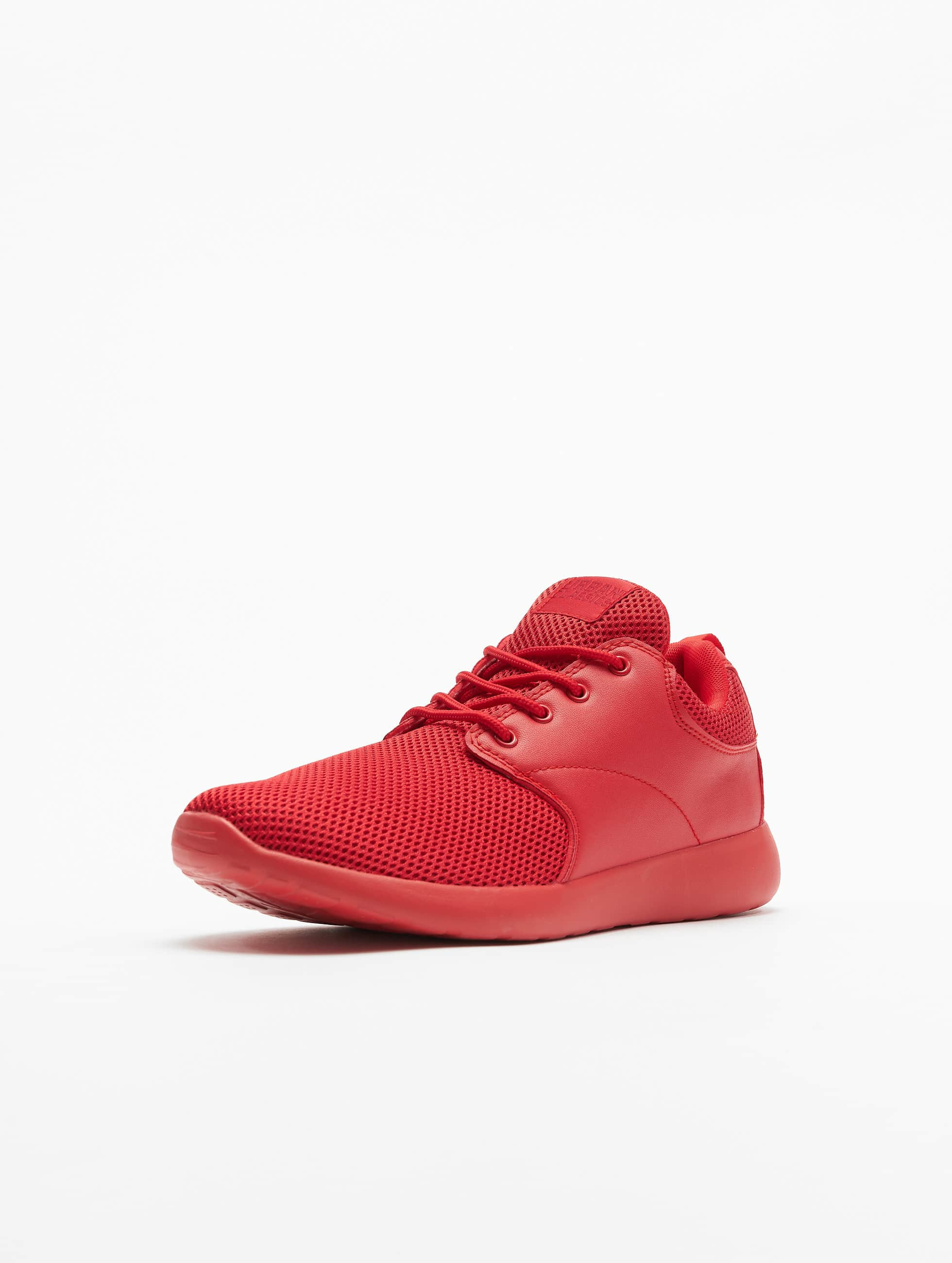 Urban Classics Sneakers Light Runner rød