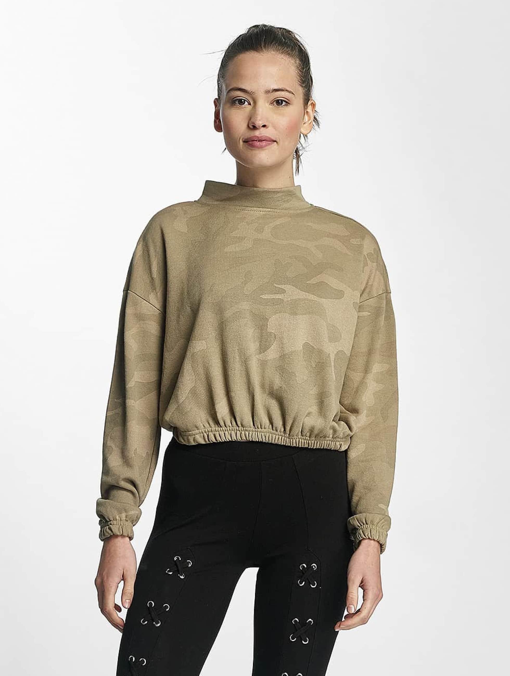 Sand Camouflage Camo Urban Sweater Turtleneck Classics ZiTwPXOku