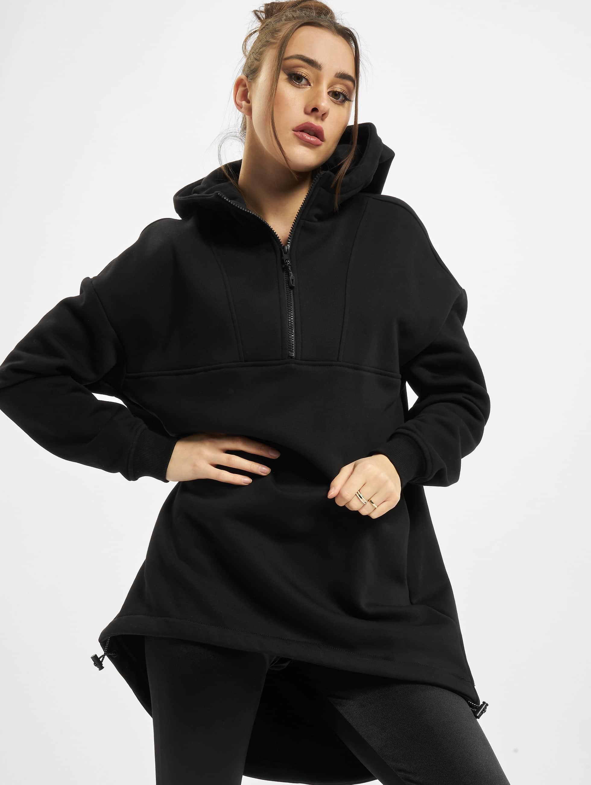 Urban Classics Femmes Hoody Verrouillage Crop différentes couleurs XS S M L XL Neuf