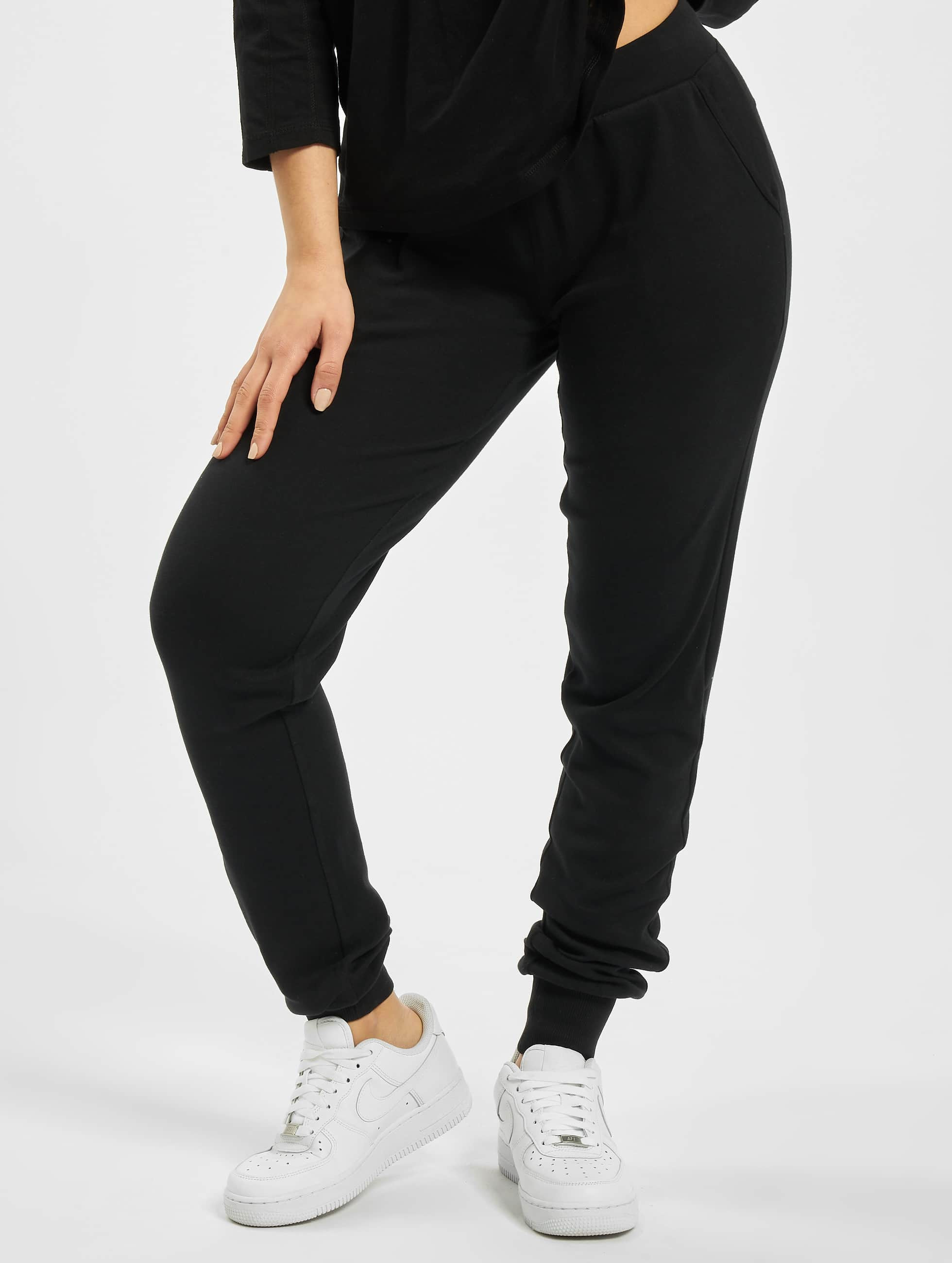 Urban Classics Sweat Pant Fitted Athletic black