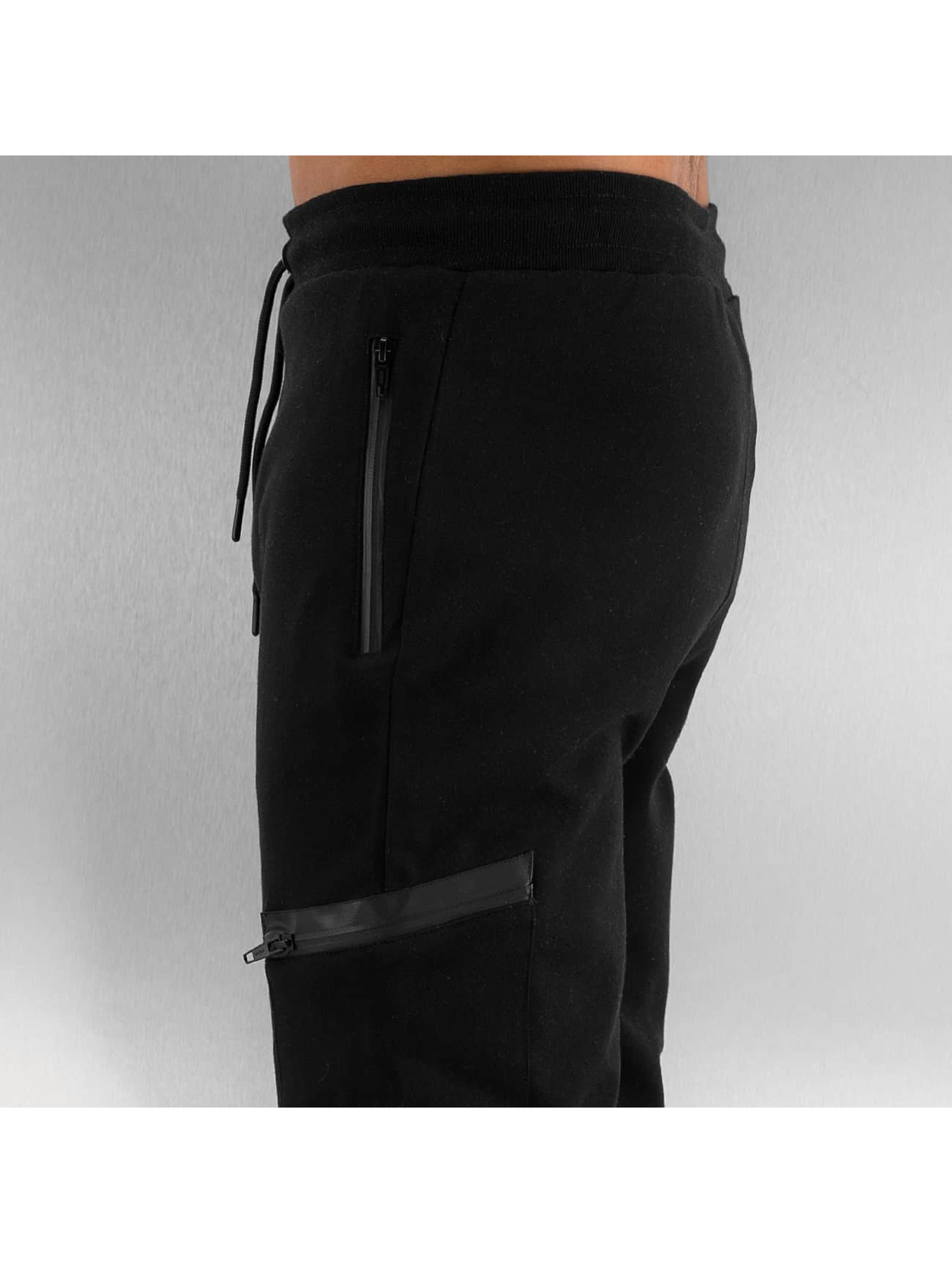 Urban Classics Sweat Pant Athletic Interlock black