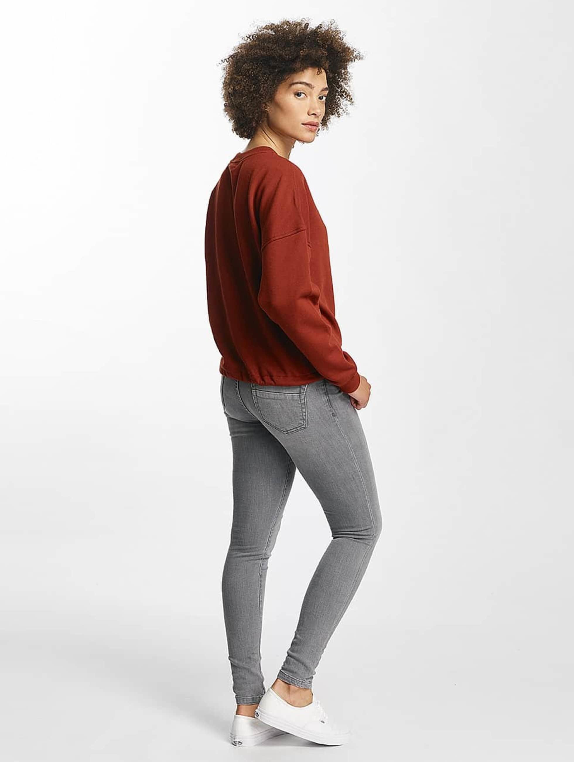Urban Classics Swetry Pull brazowy