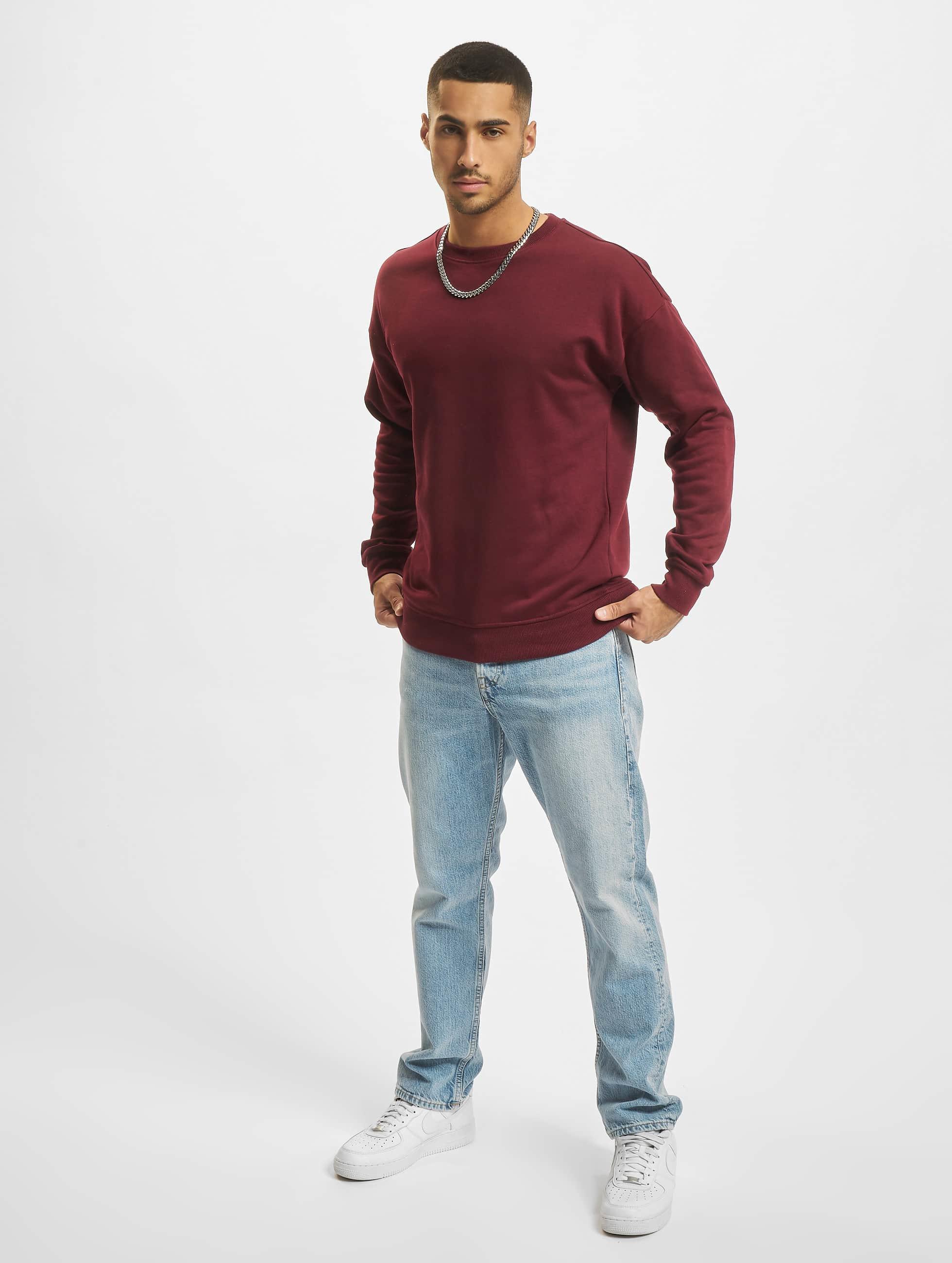 Urban Classics Swetry Camden czerwony