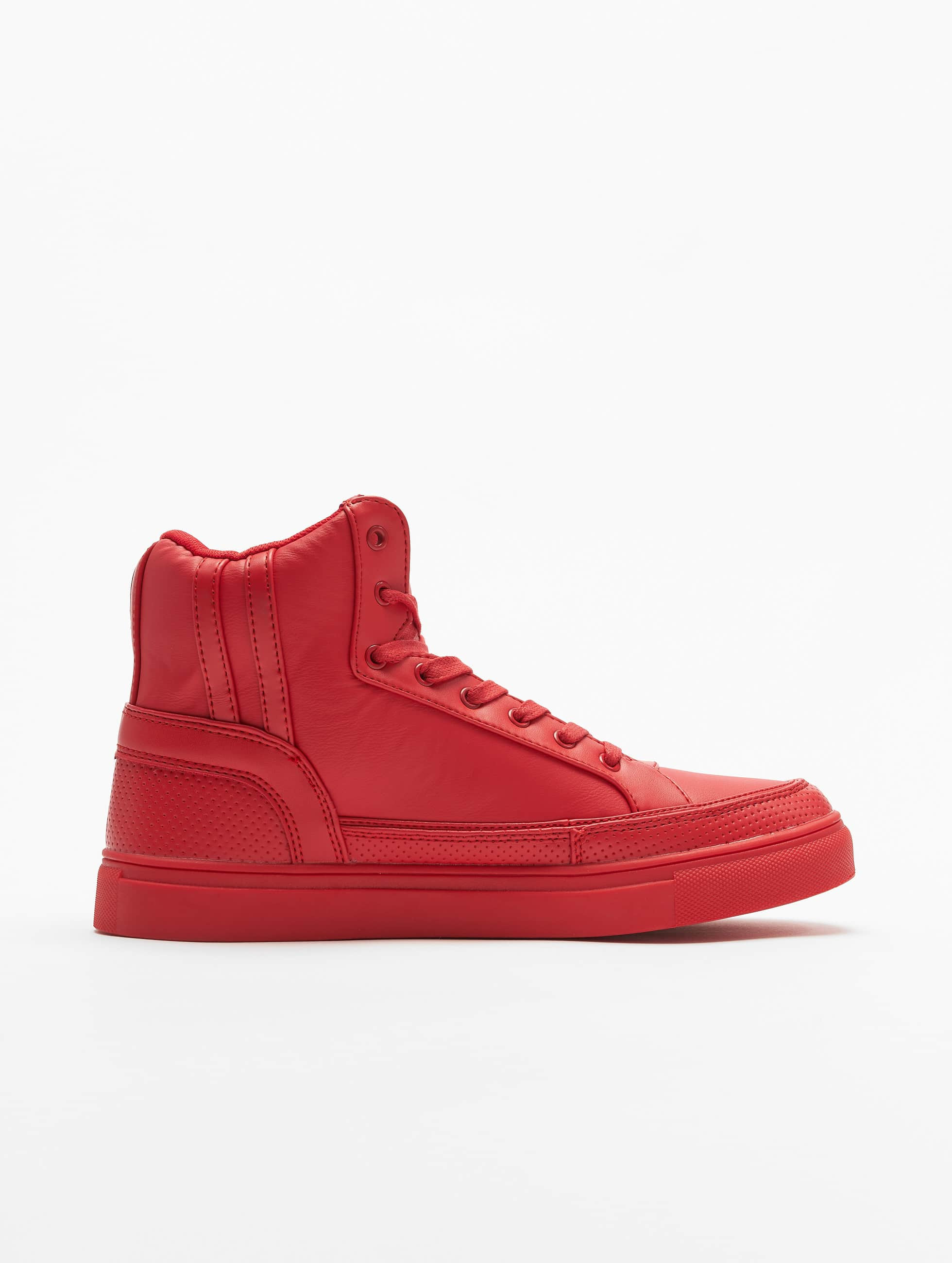 Urban Classics Tøysko Zipper red