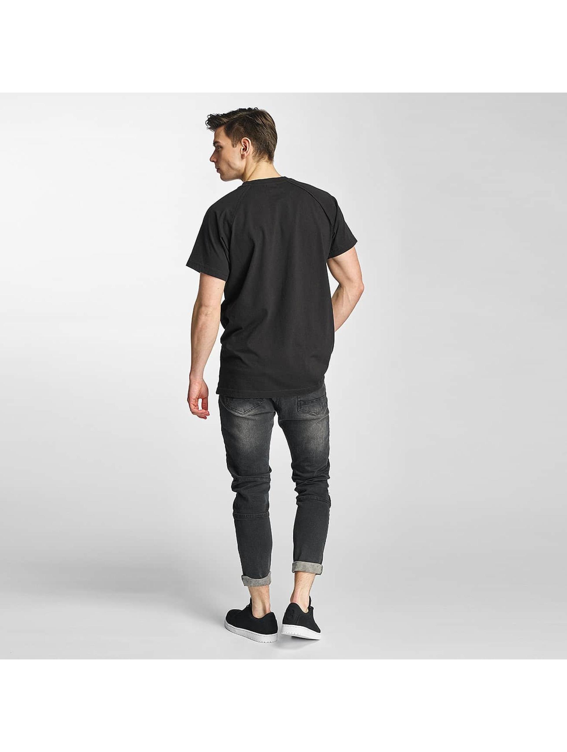 Urban Classics T-Shirt Ripped black