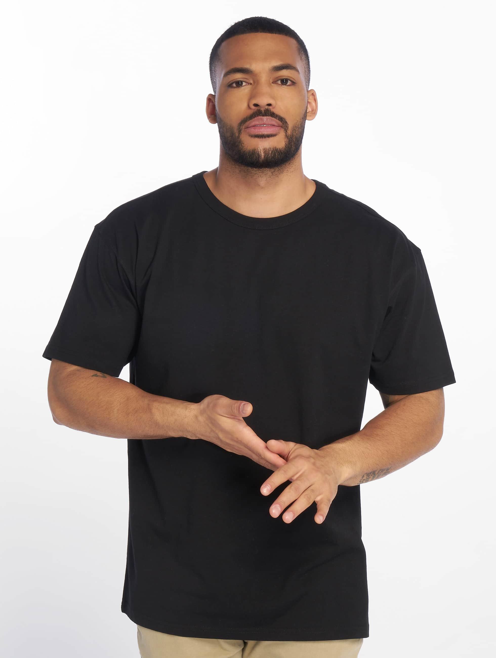 Urban Classics Haut / T-Shirt Oversized en noir
