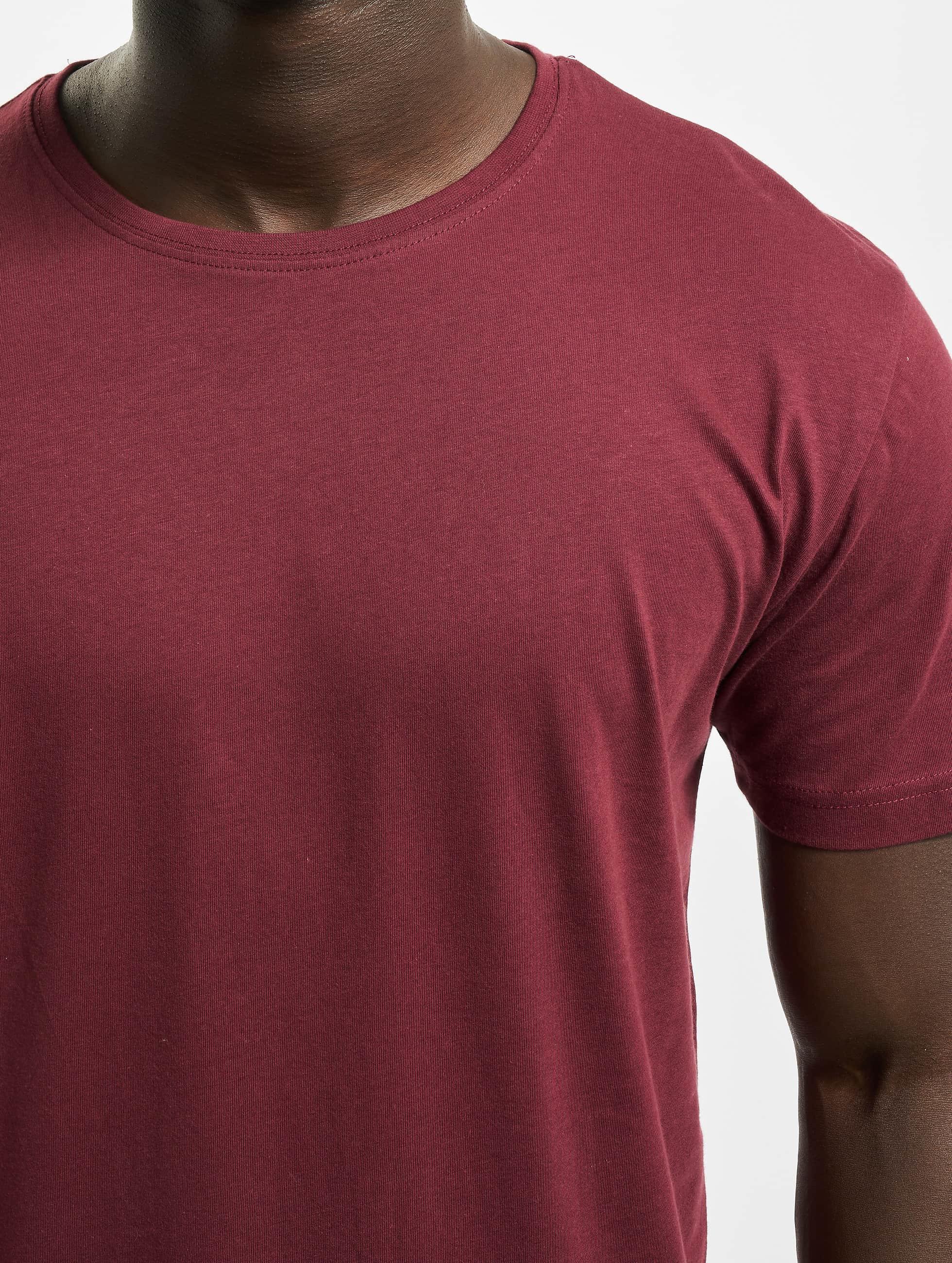 Urban Classics T-Shirt Shaped Oversized Long red
