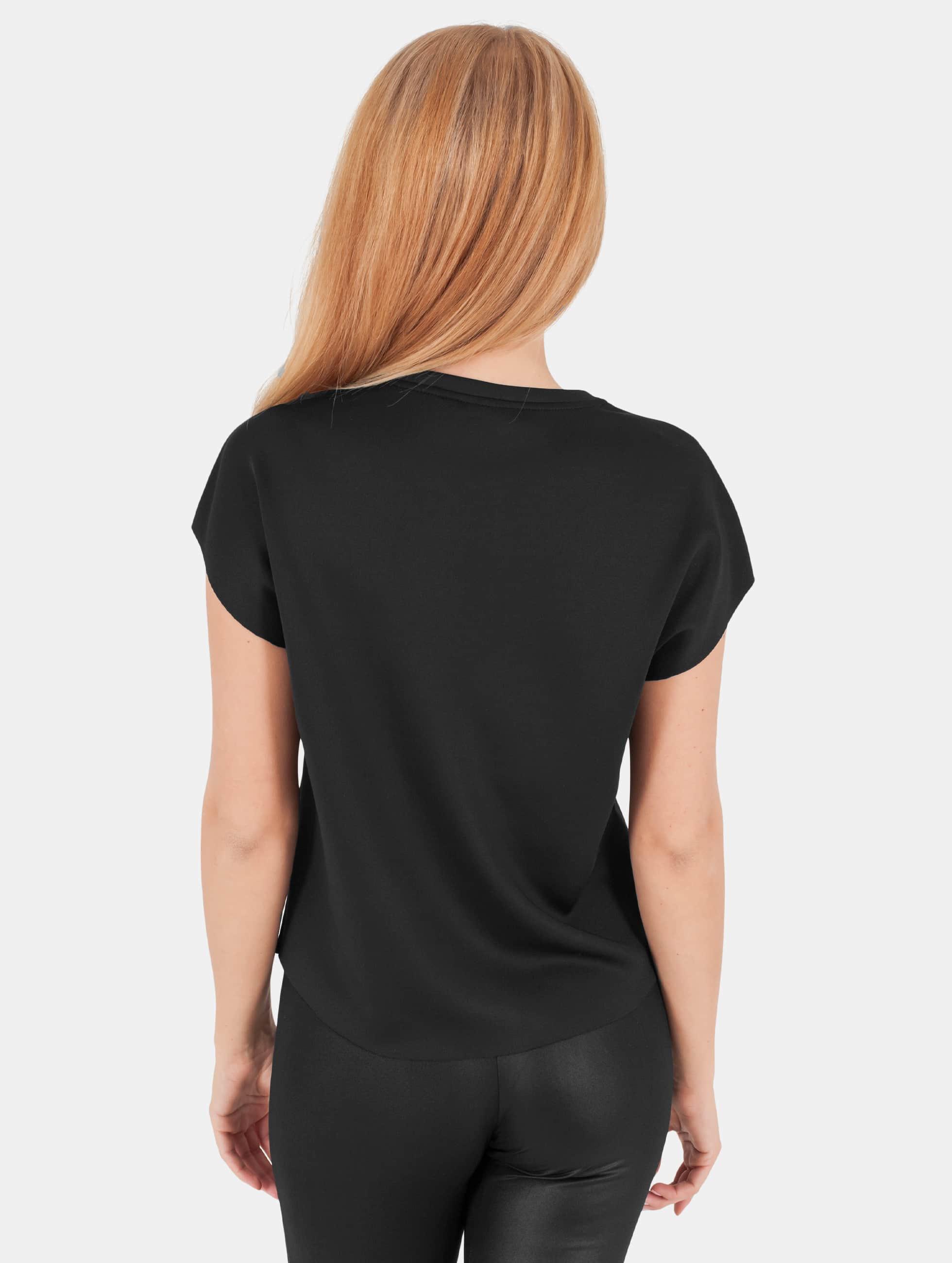 Urban Classics T-Shirt Scuba schwarz
