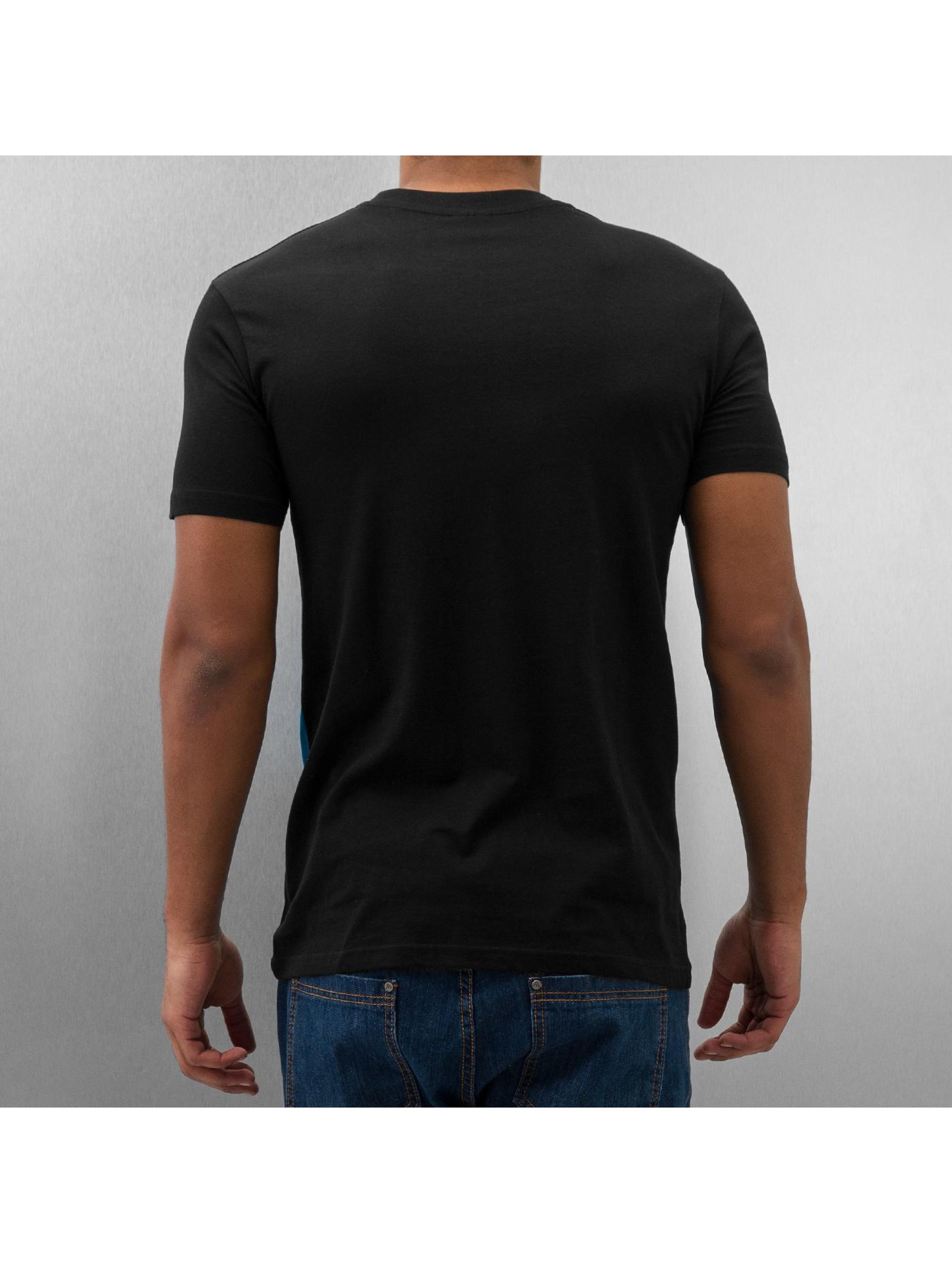 Urban Classics t-shirt Zig Zag zwart