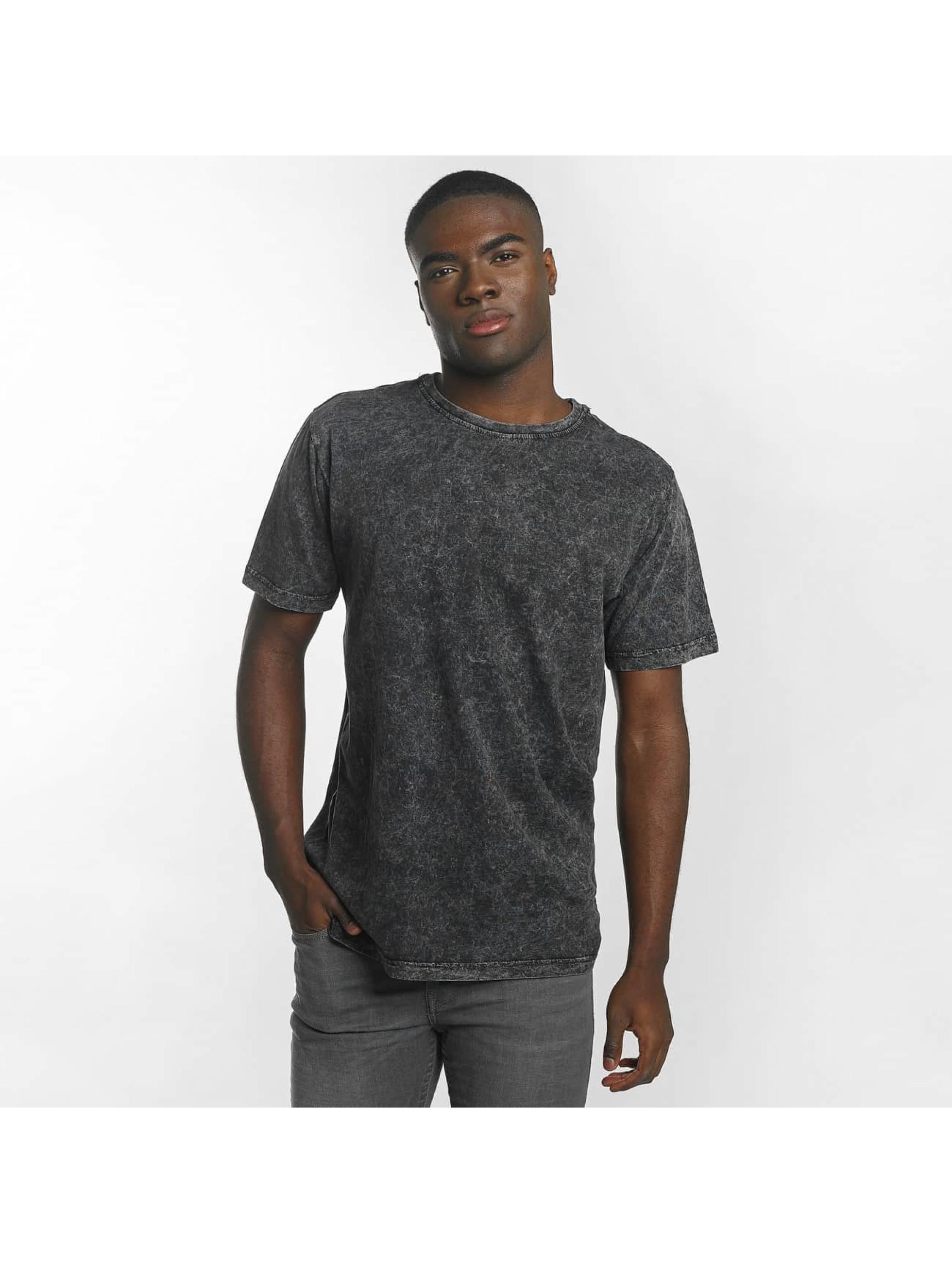 Urban Classics t-shirt Random Wash zwart