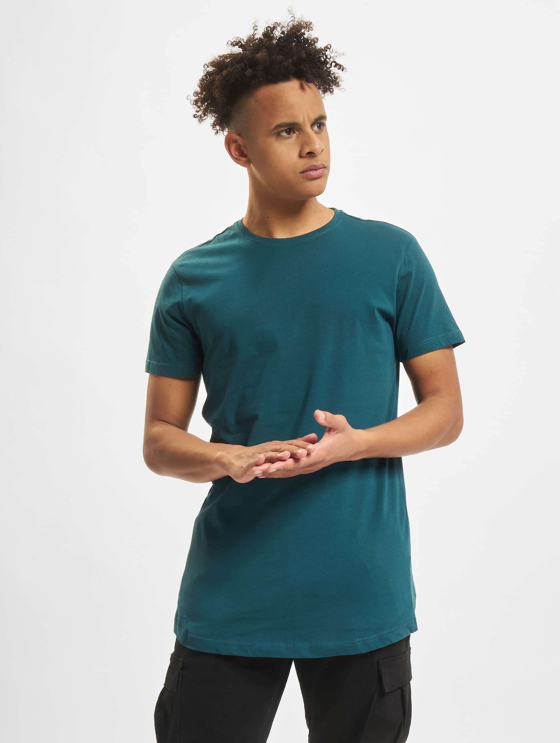 Urban Classics T-skjorter Shaped Oversized grøn