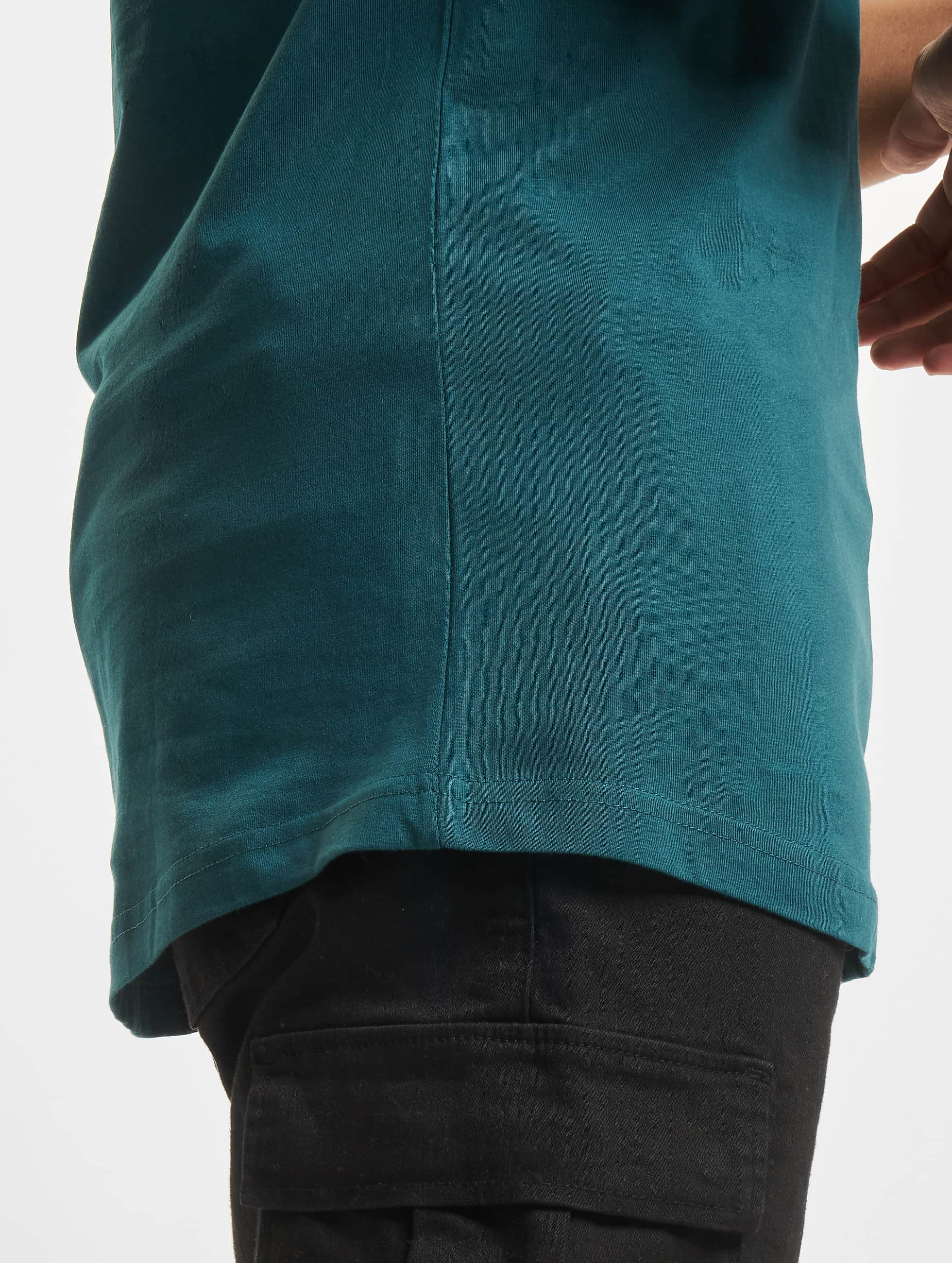 Urban Classics Tall Tees Shaped Oversized зеленый