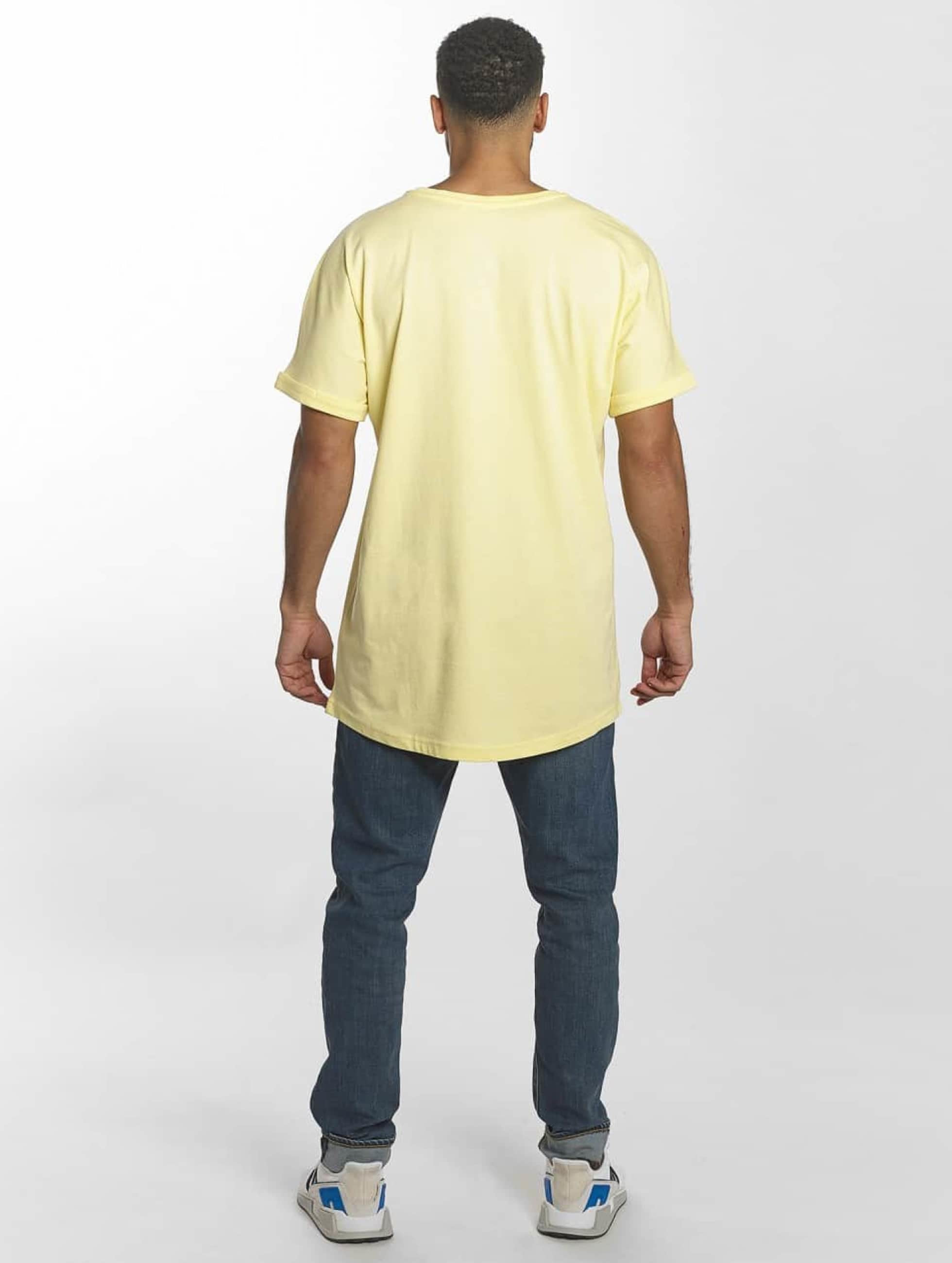 Urban Classics Tall Tees Long Shaped Turnup gul