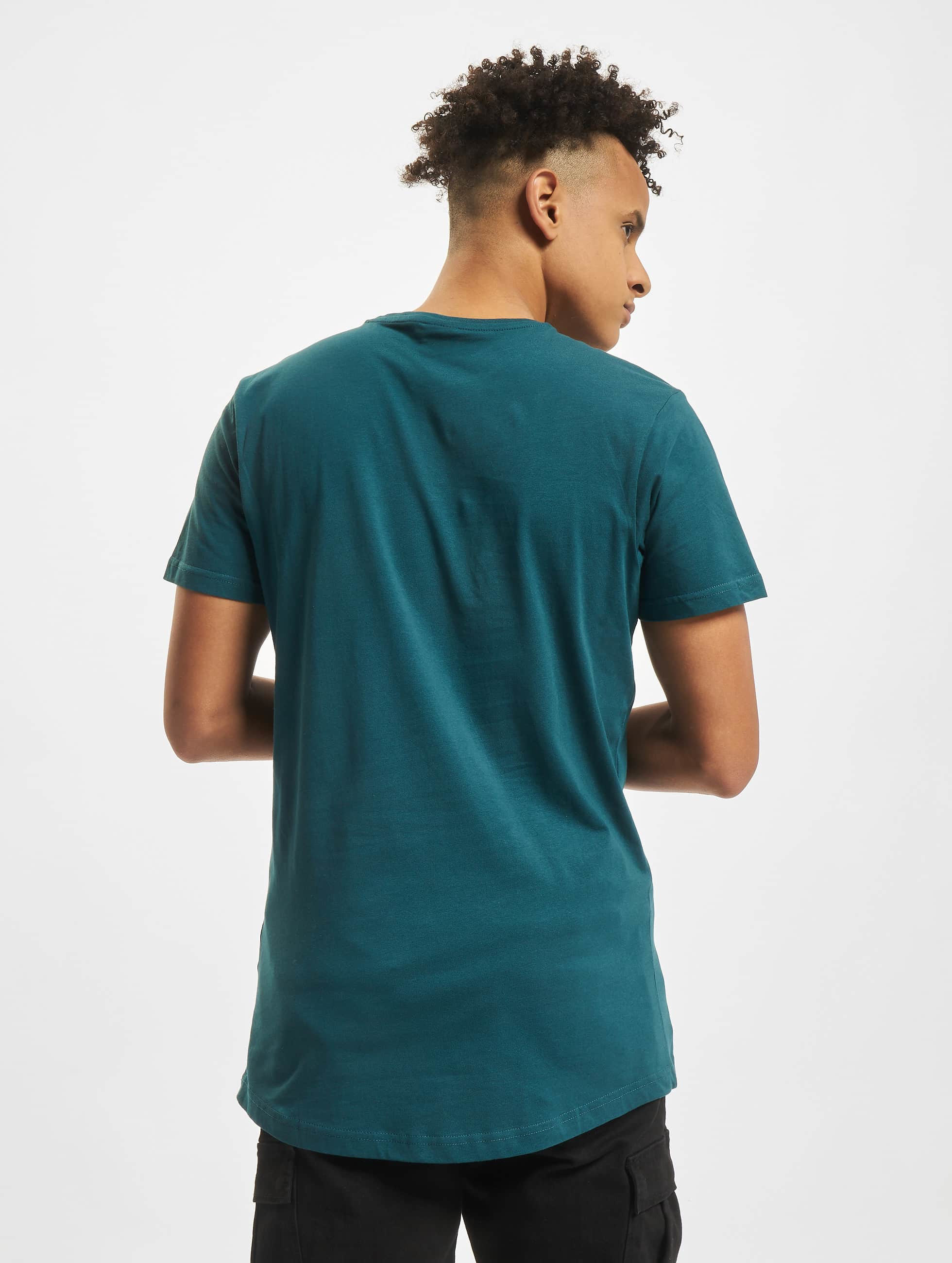 Urban Classics Tall Tees Shaped Oversized verde