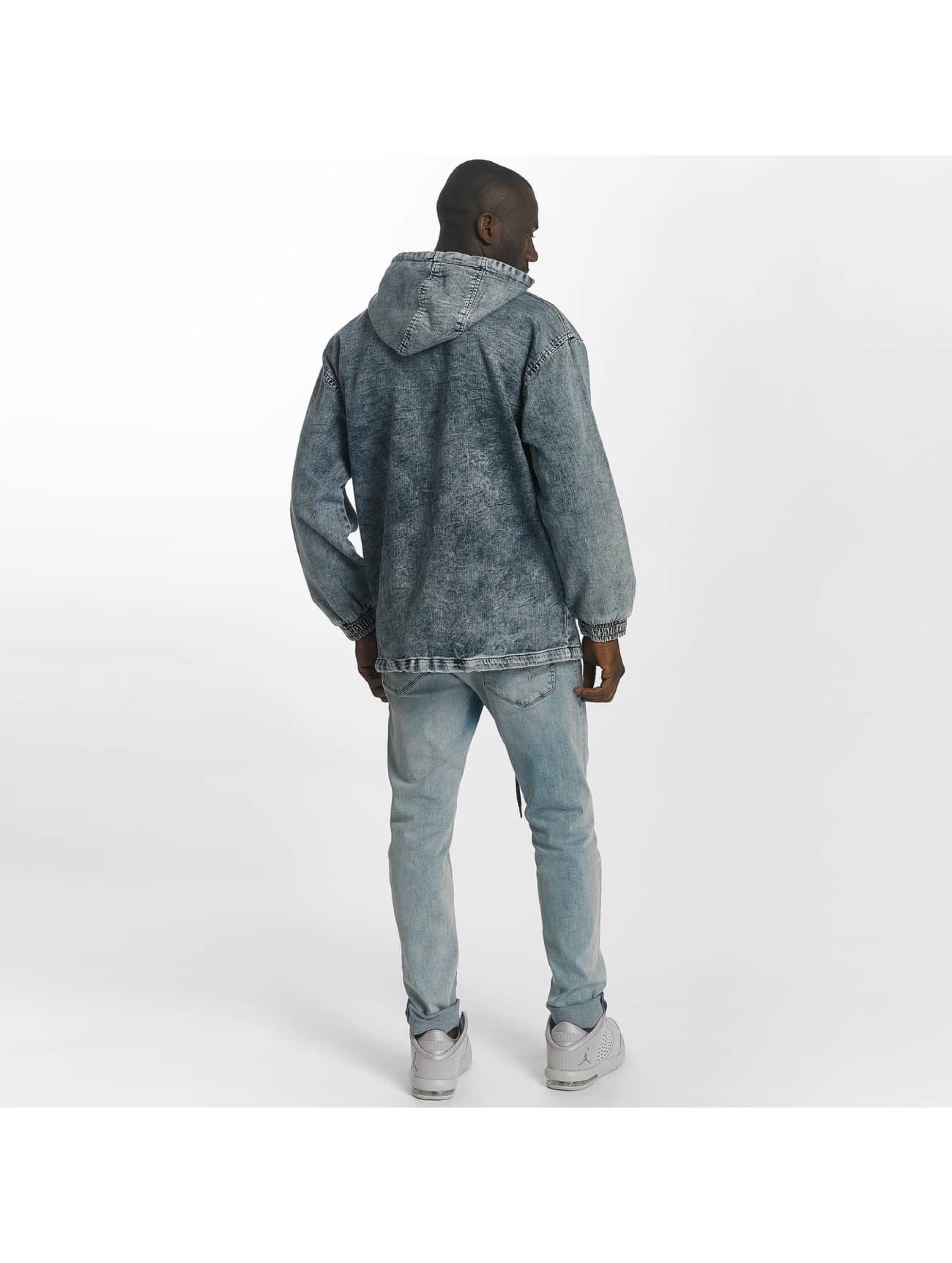 Urban Classics Transitional Jackets Denim blå