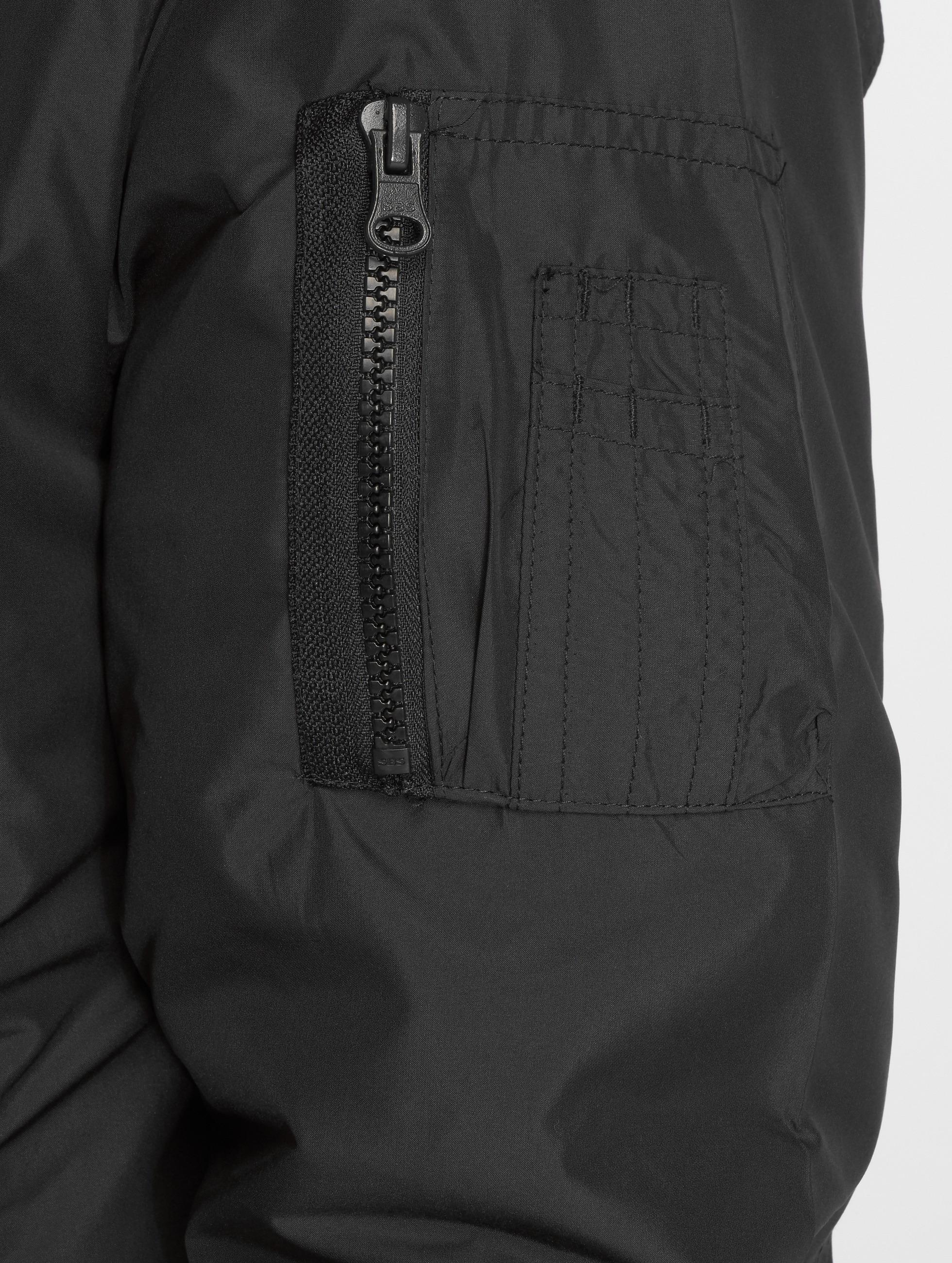 Urban Classics Transitional Jackets Light Bomber svart