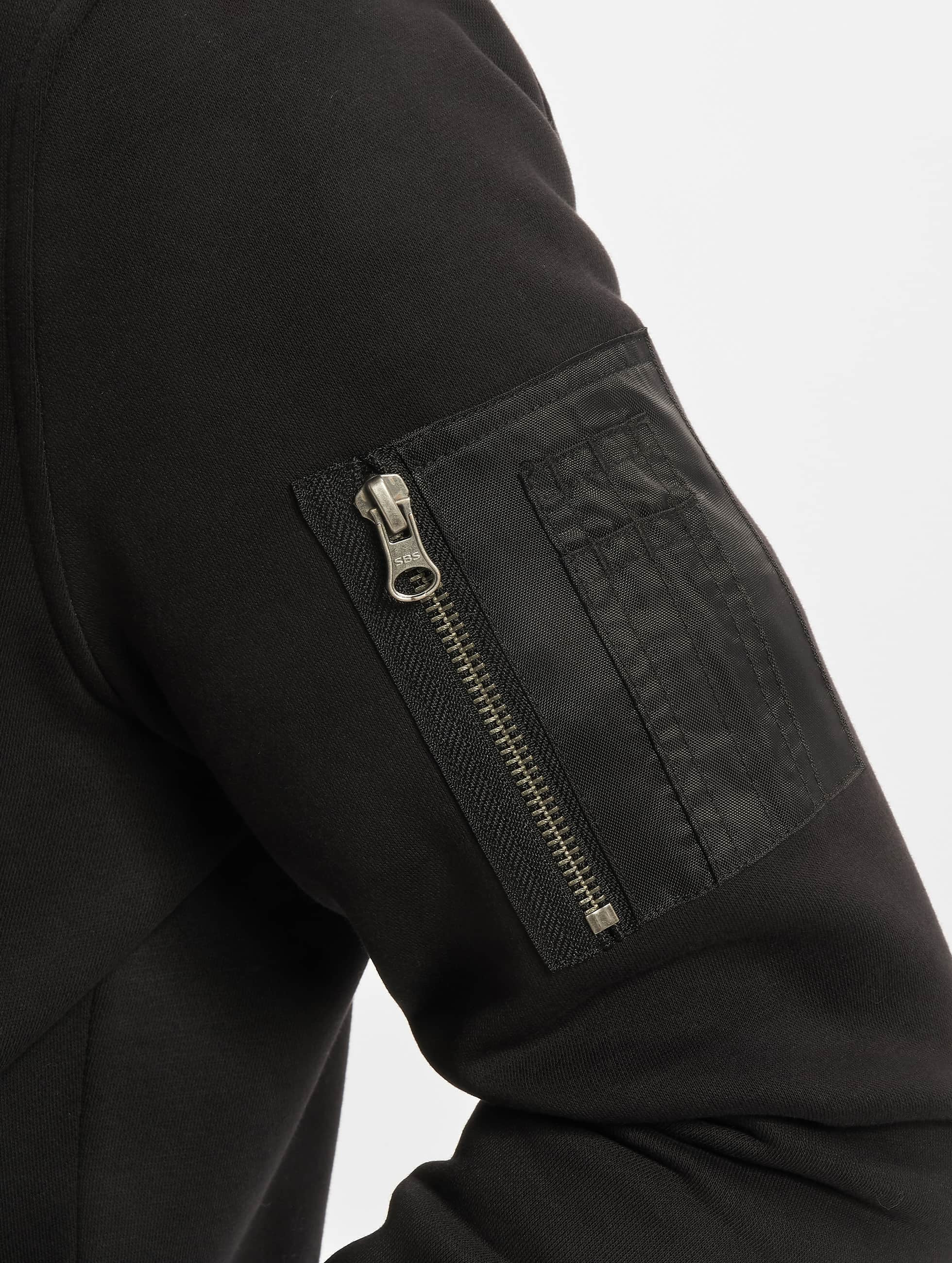 Urban Classics Transitional Jackets Sweat svart
