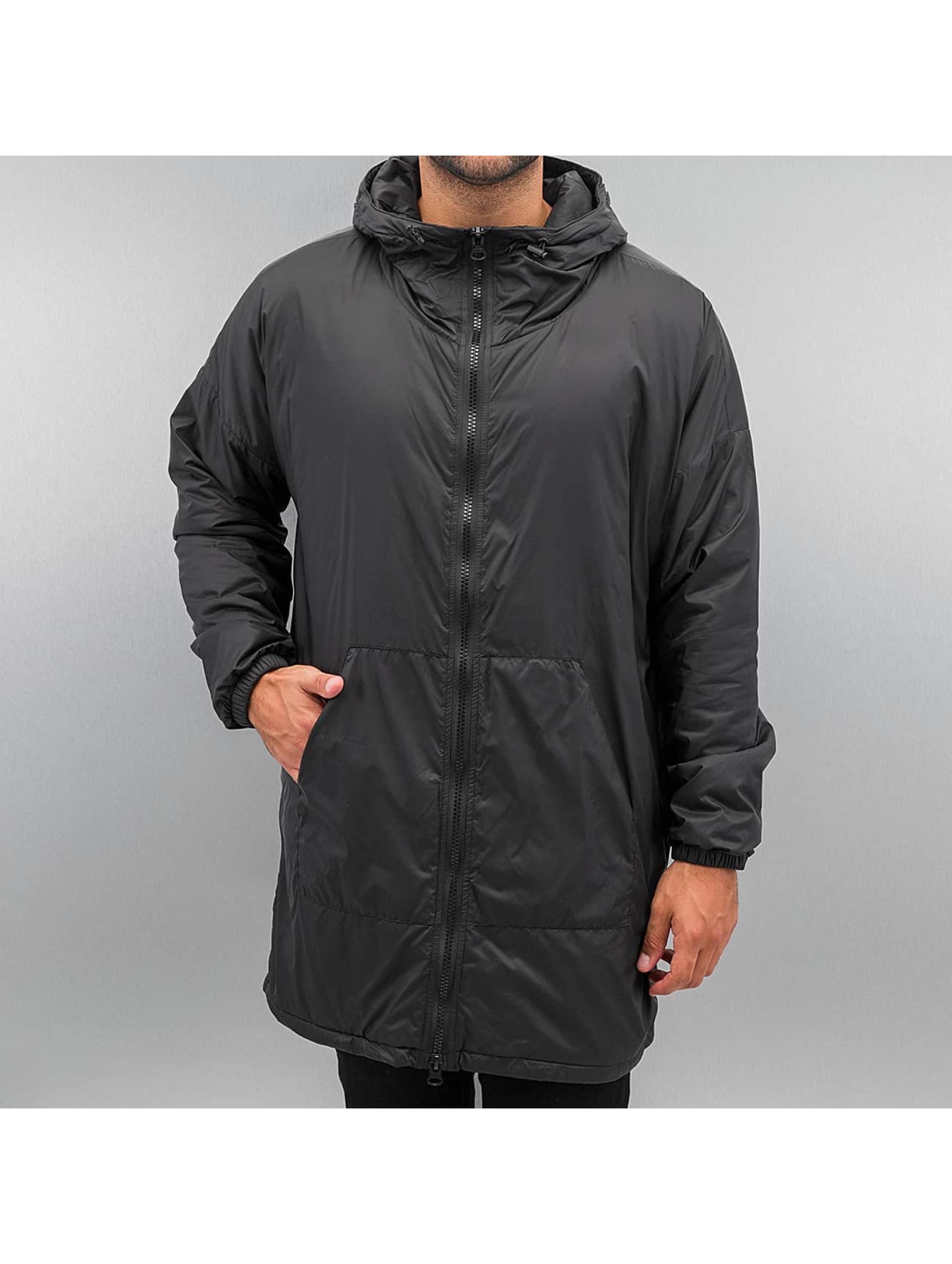 Urban Classics Transitional Jackets Oversized svart