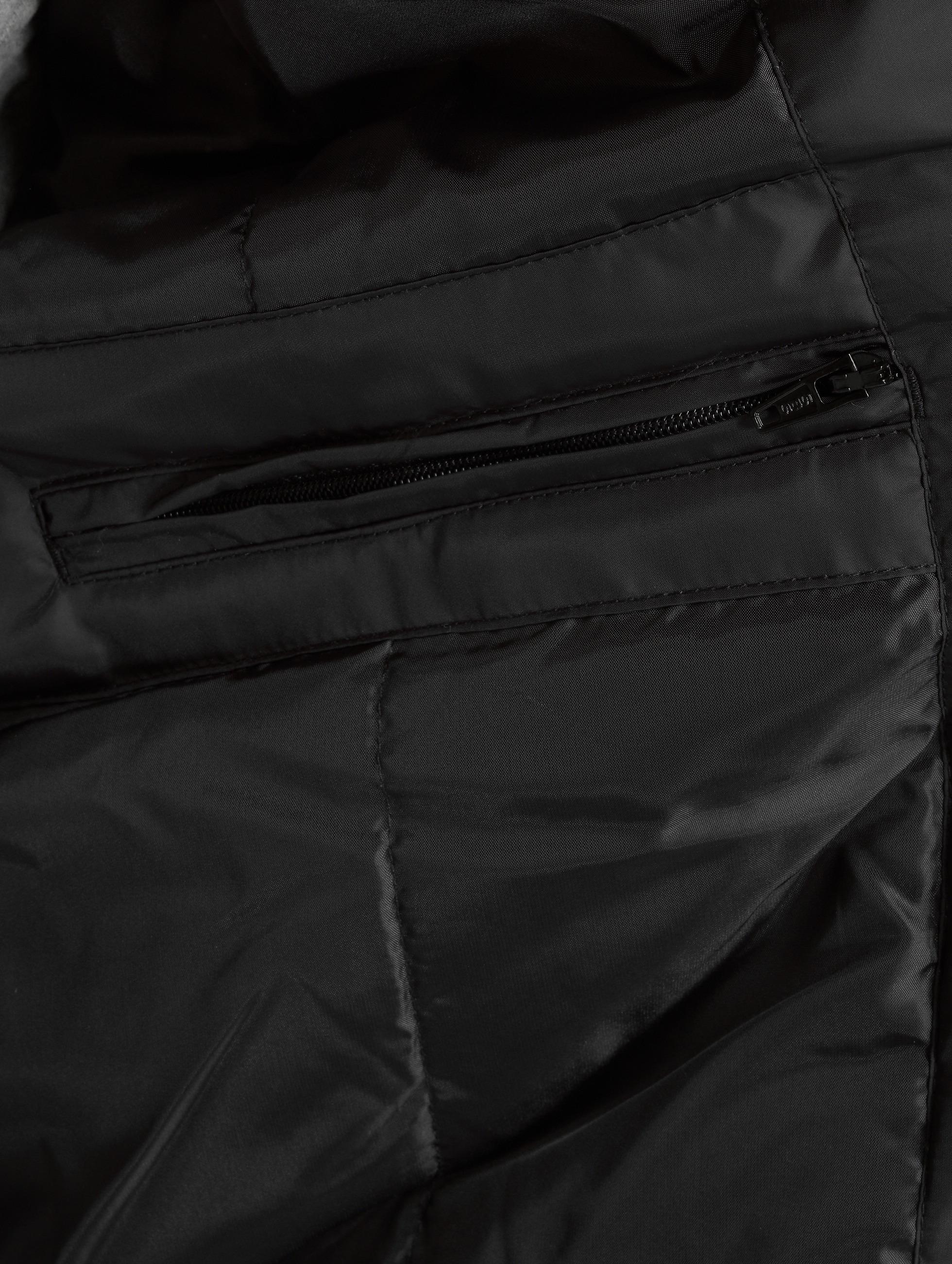 Urban Classics Übergangsjacke Padded schwarz