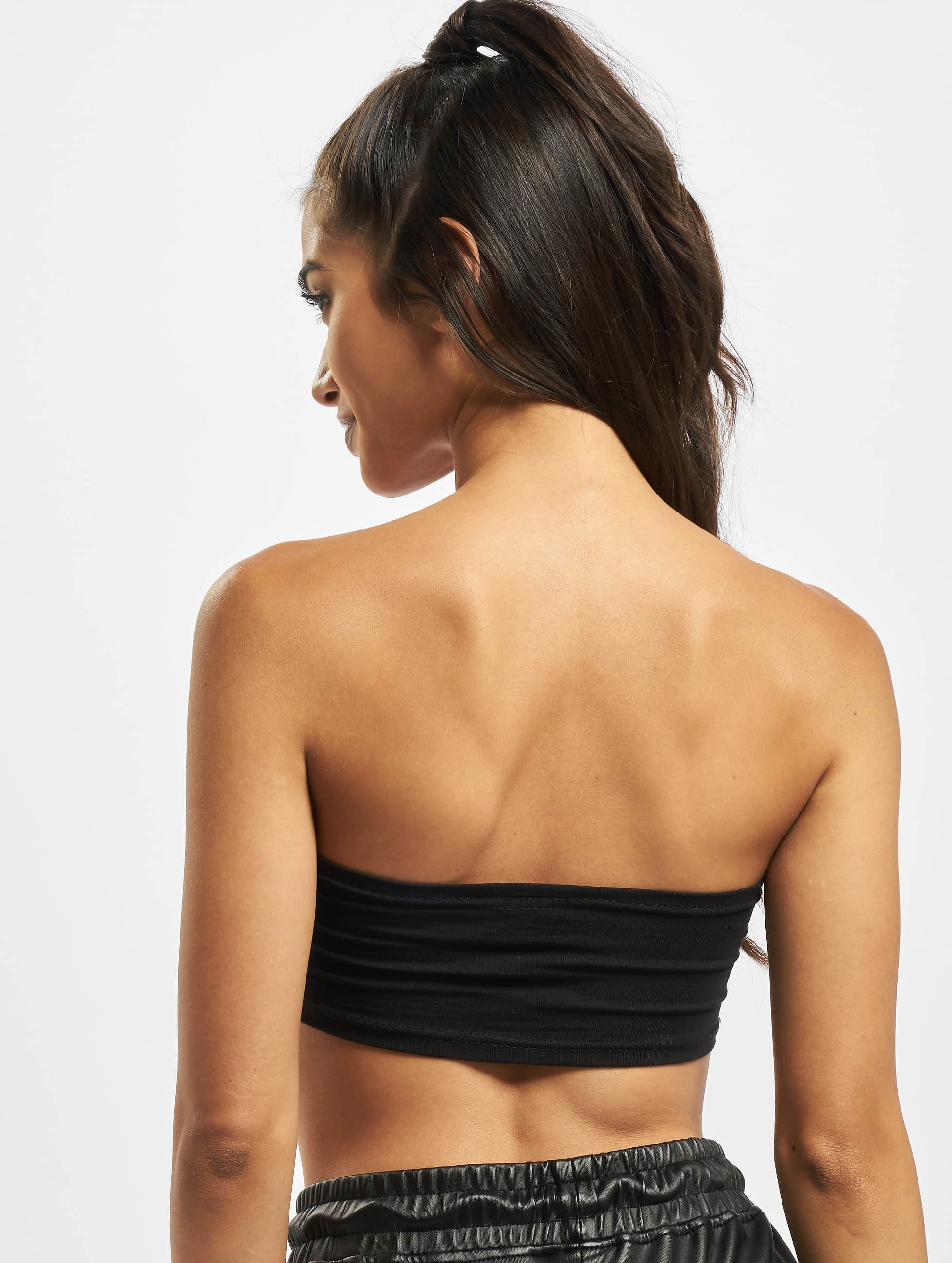 Urban Classics Undertøj Ladies Bandeau sort