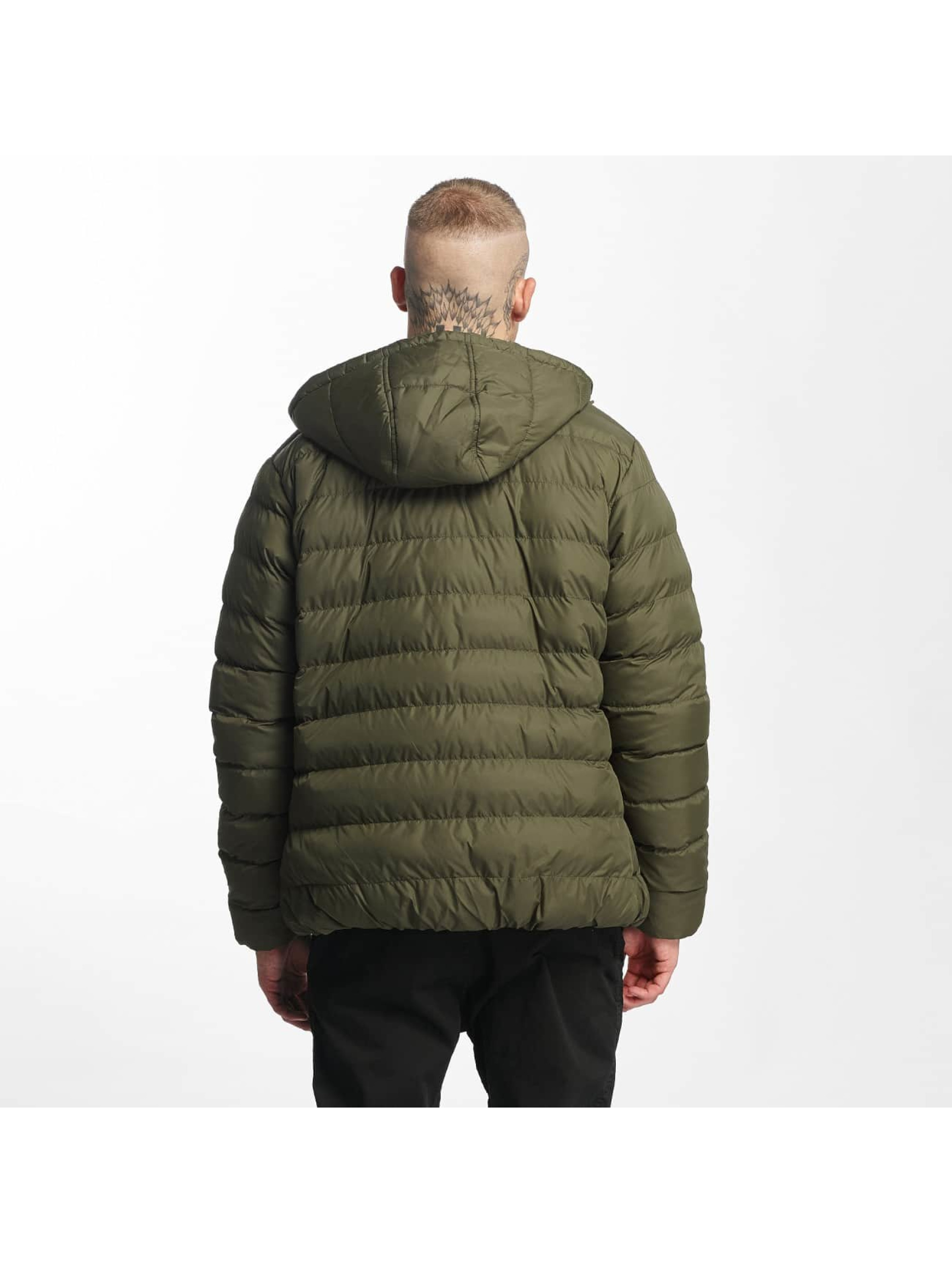 Urban Classics Winterjacke Basic Bubble olive