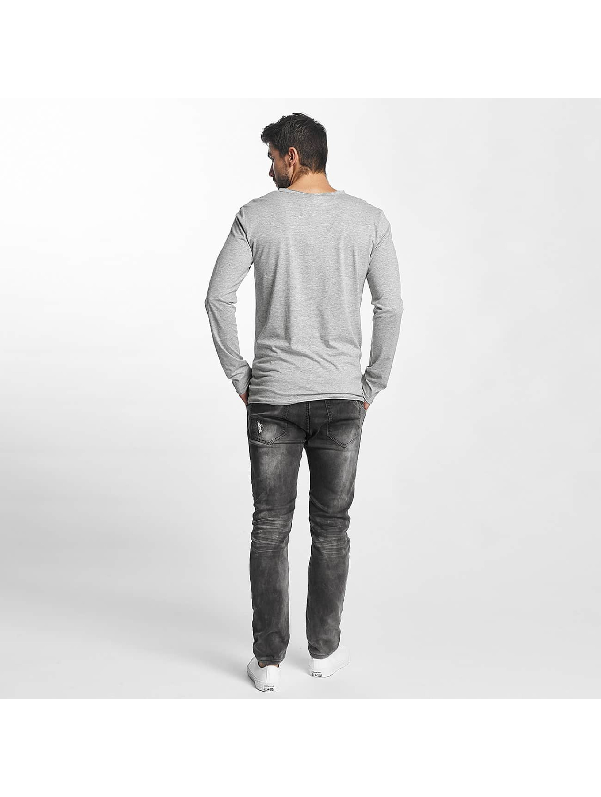 Urban Surface Longsleeve String grey